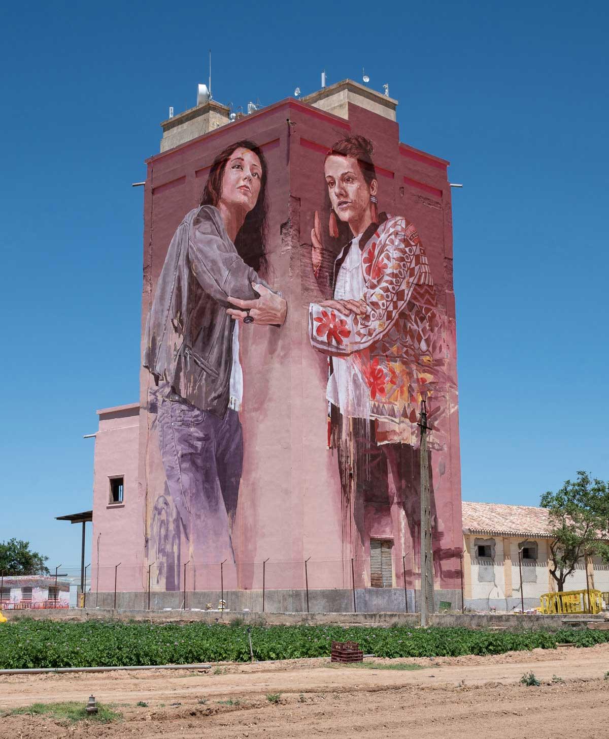 Neue gigantische Murals von Fintan Magee Fintan-Magee-street-art-2019_03