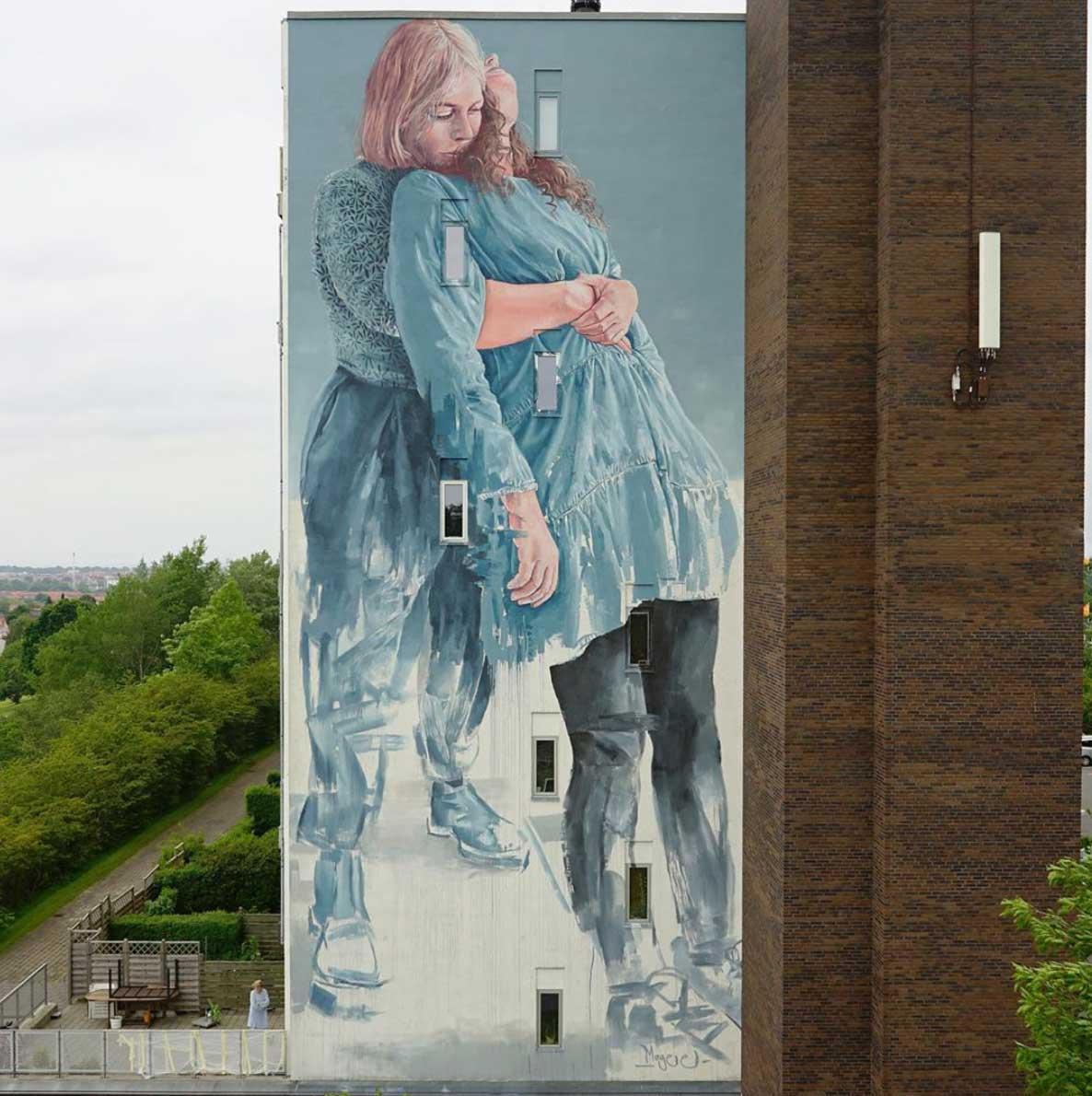 Neue gigantische Murals von Fintan Magee Fintan-Magee-street-art-2019_05