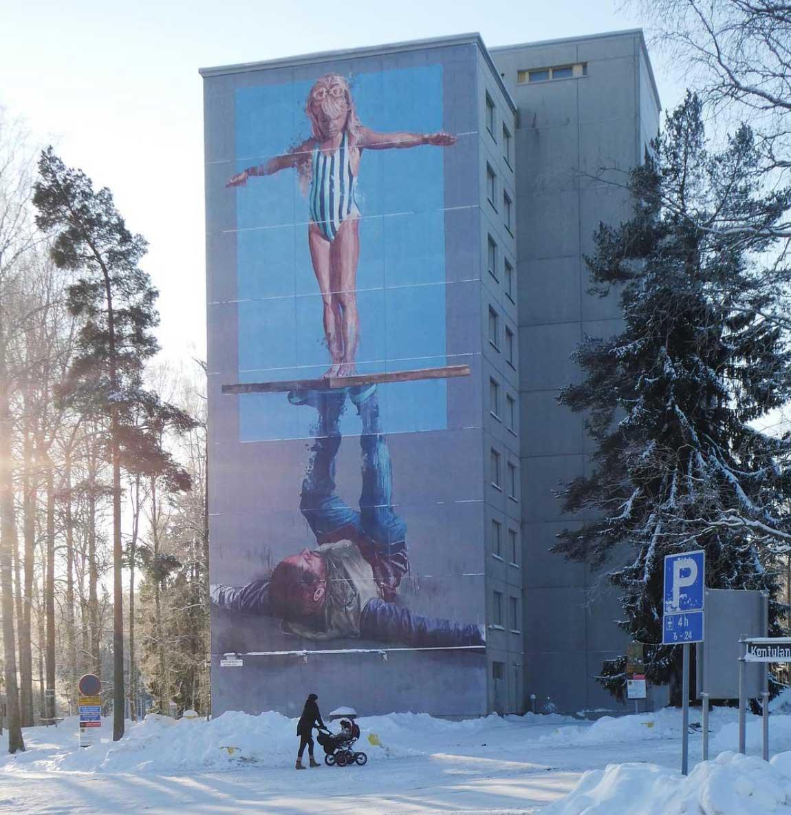 Neue gigantische Murals von Fintan Magee Fintan-Magee-street-art-2019_07