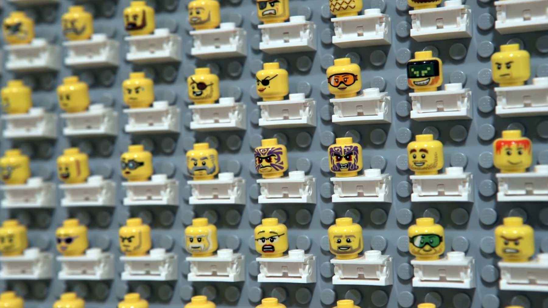 So werden LEGO-Minifigures hergestellt
