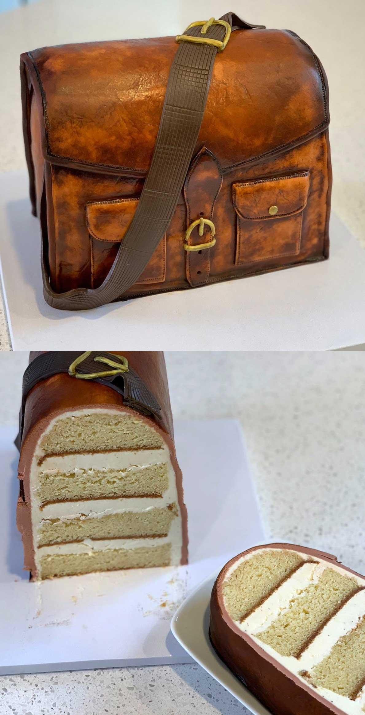 Kuchen, die wie realistische Alltagsgegenstände aussehen Luke-Vincentini-realistische-kuchenkunst_04