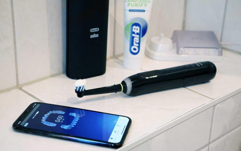 Testbericht: Oral-B GENIUS X 20000N – elektrische Zahnbürste mit künstlicher Intelligenz
