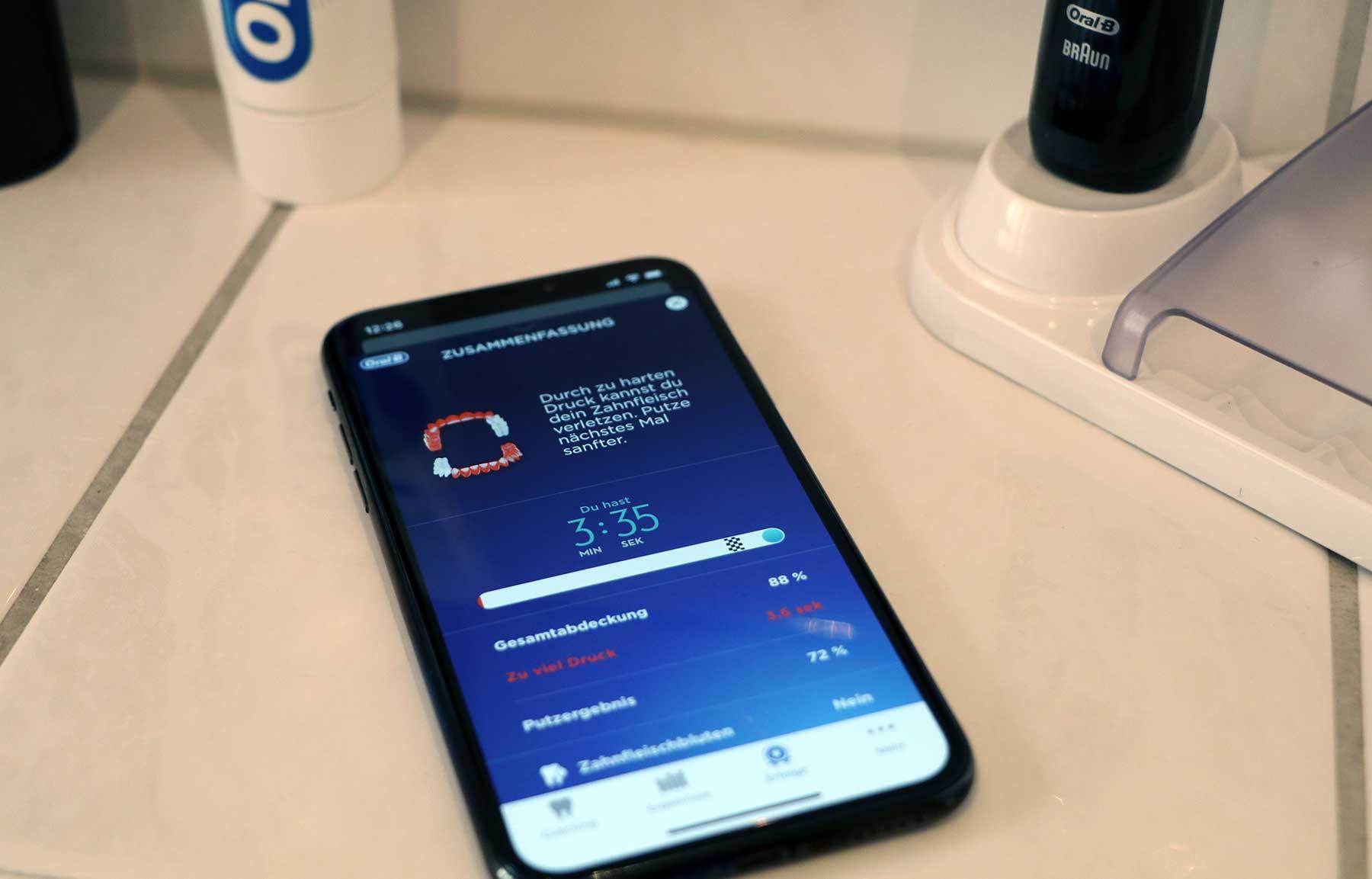 Testbericht: Oral-B GENIUS X 20000N - elektrische Zahnbürste mit künstlicher Intelligenz Oral-B-Genius-X-Text-2019_08
