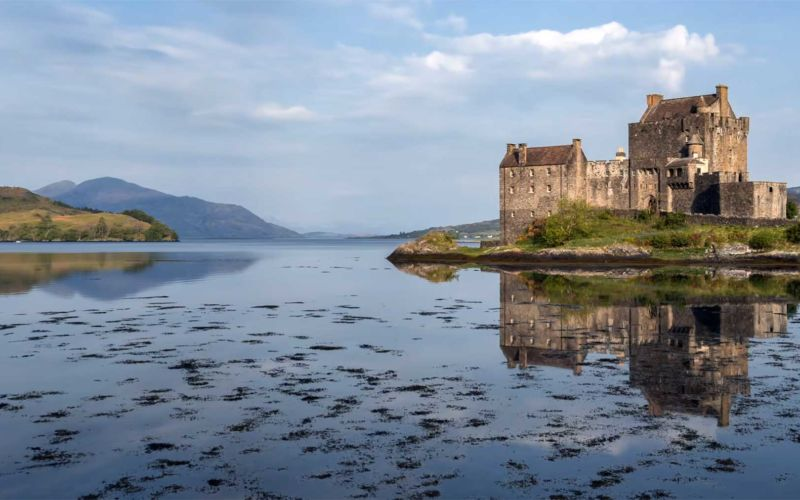 Timelapse: SCOTLAND in motion