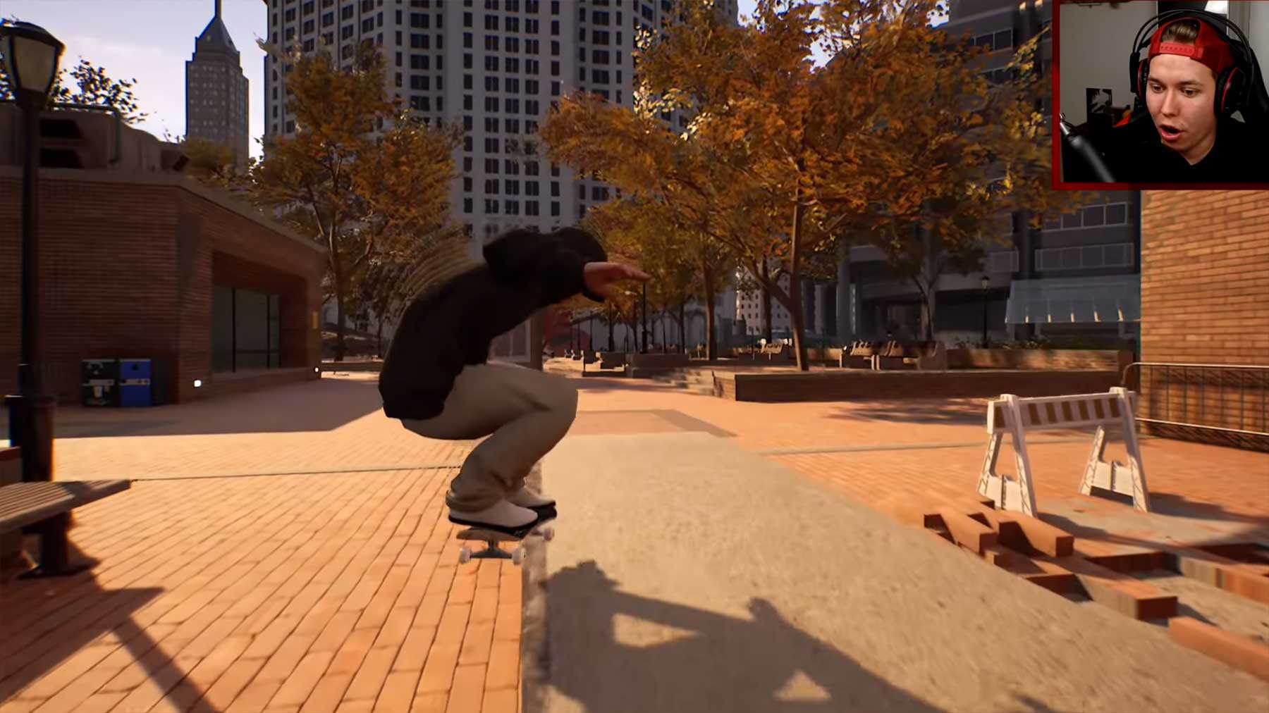 "Gameplay und Trailer zum Skateboard-Videospiel ""Session"""