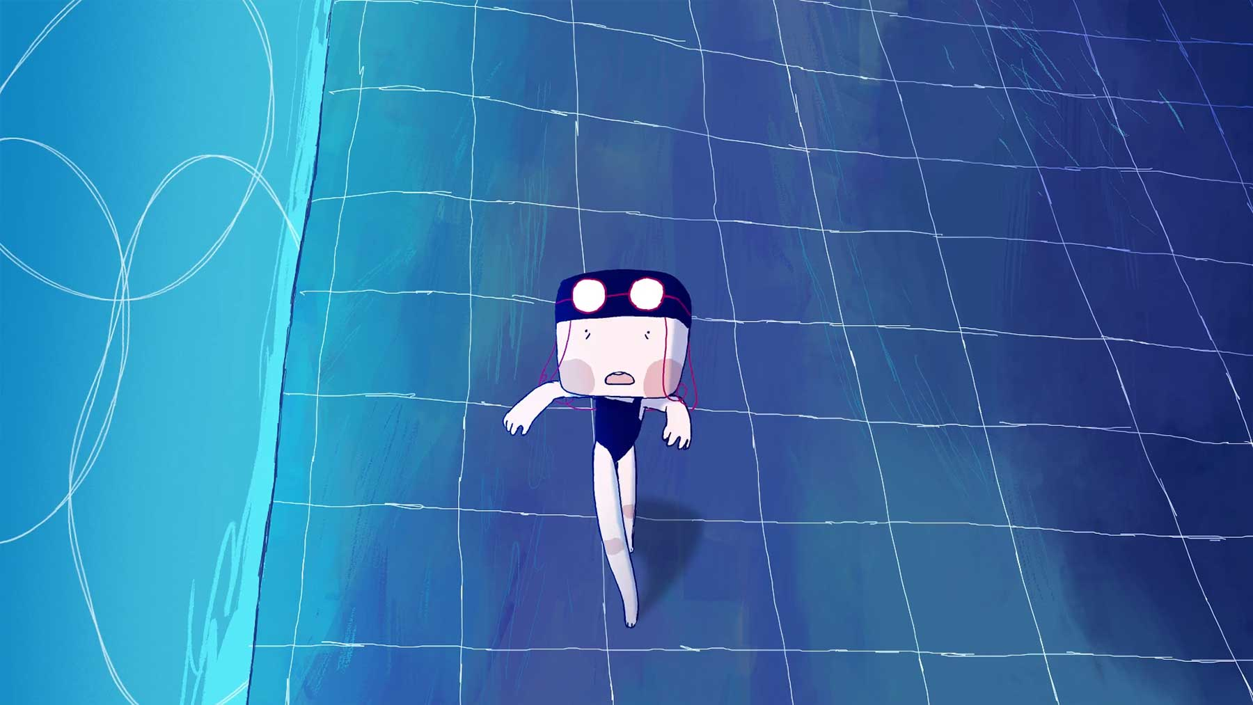 "Animierter Kurzfilm: ""Pool"""