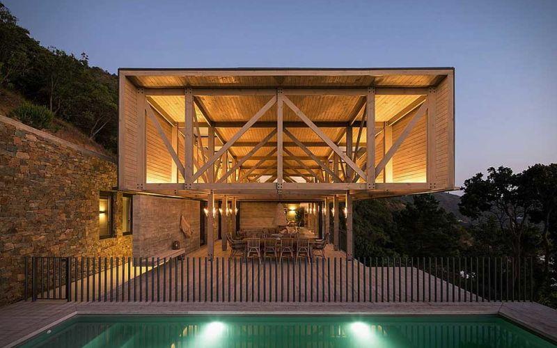 Architektur: El Boldo