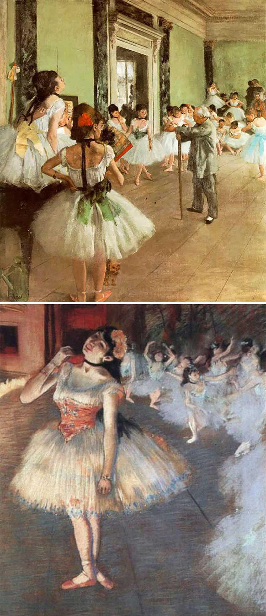 Ulkige Merkmale, woran man erkennen kann, welcher Künstler ein Gemälde gemalt hat gemaelde-malern-zuordnen-fun_08