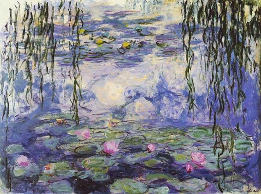 Ulkige Merkmale, woran man erkennen kann, welcher Künstler ein Gemälde gemalt hat gemaelde-malern-zuordnen-fun_09