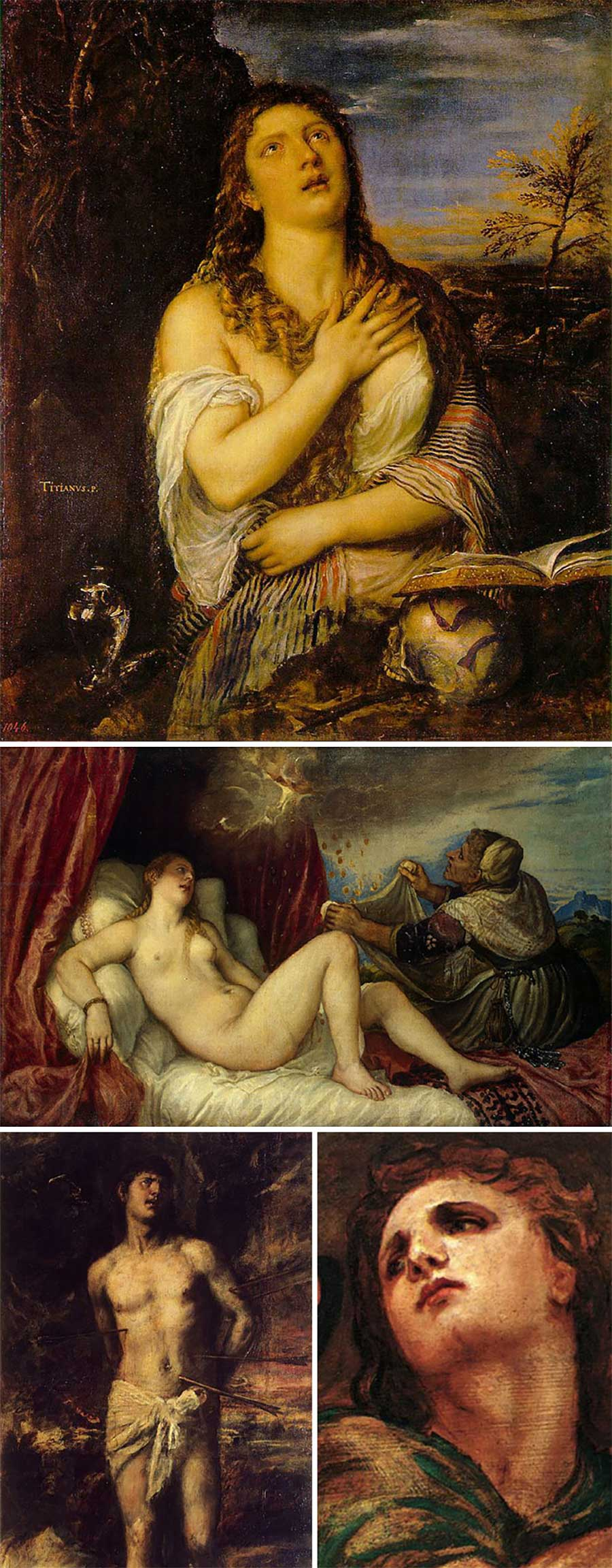 Ulkige Merkmale, woran man erkennen kann, welcher Künstler ein Gemälde gemalt hat gemaelde-malern-zuordnen-fun_12