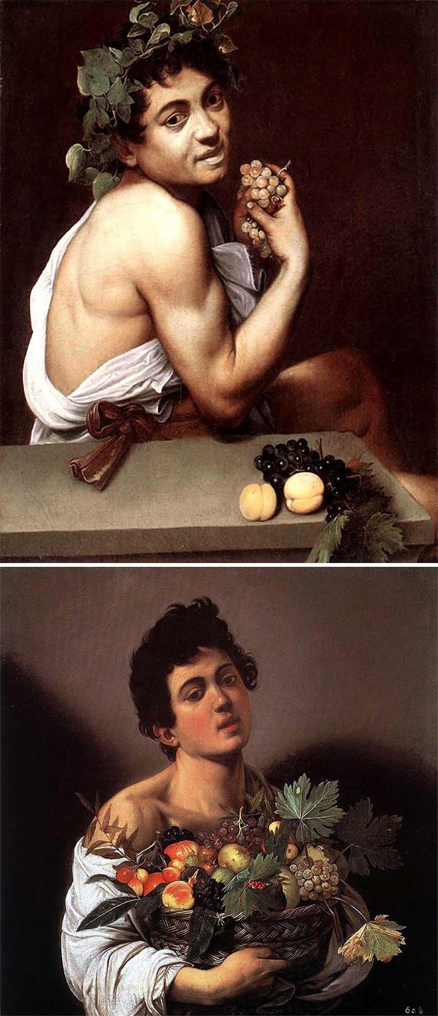 Ulkige Merkmale, woran man erkennen kann, welcher Künstler ein Gemälde gemalt hat gemaelde-malern-zuordnen-fun_14
