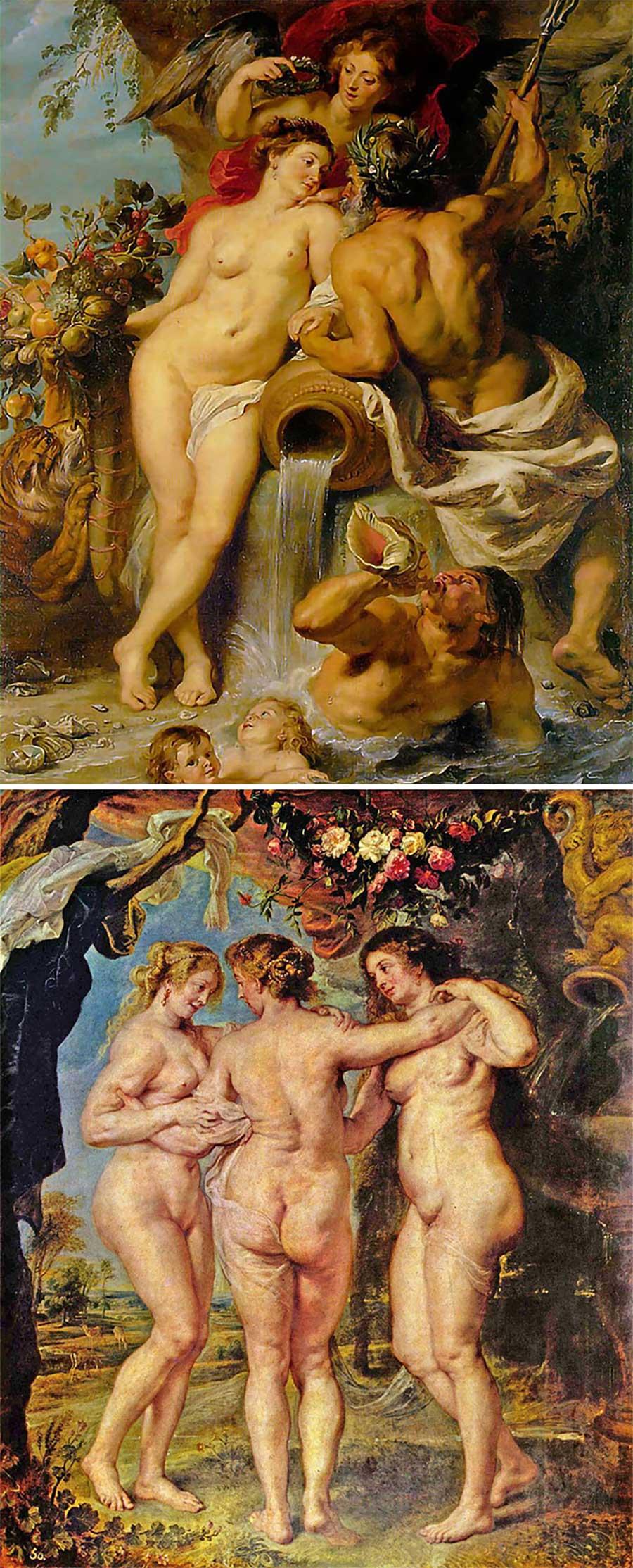 Ulkige Merkmale, woran man erkennen kann, welcher Künstler ein Gemälde gemalt hat gemaelde-malern-zuordnen-fun_16