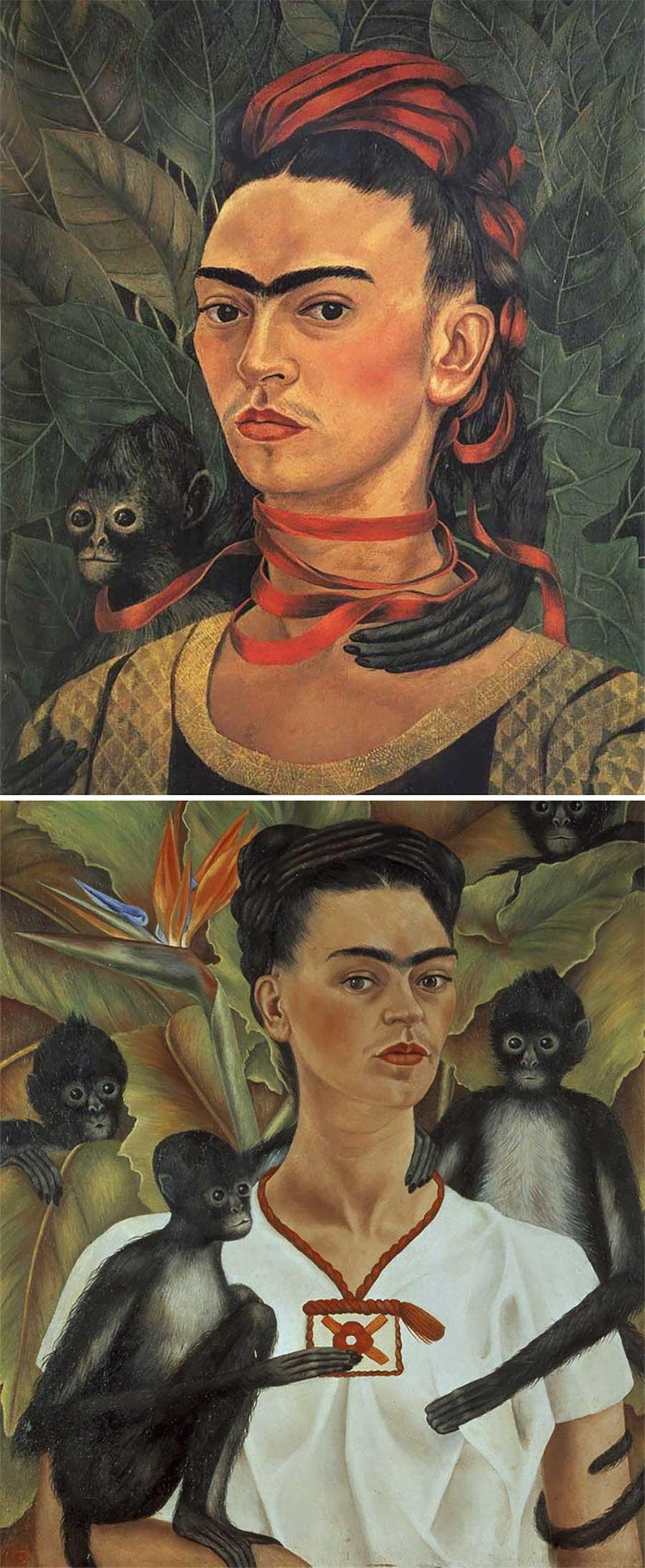 Ulkige Merkmale, woran man erkennen kann, welcher Künstler ein Gemälde gemalt hat gemaelde-malern-zuordnen-fun_17
