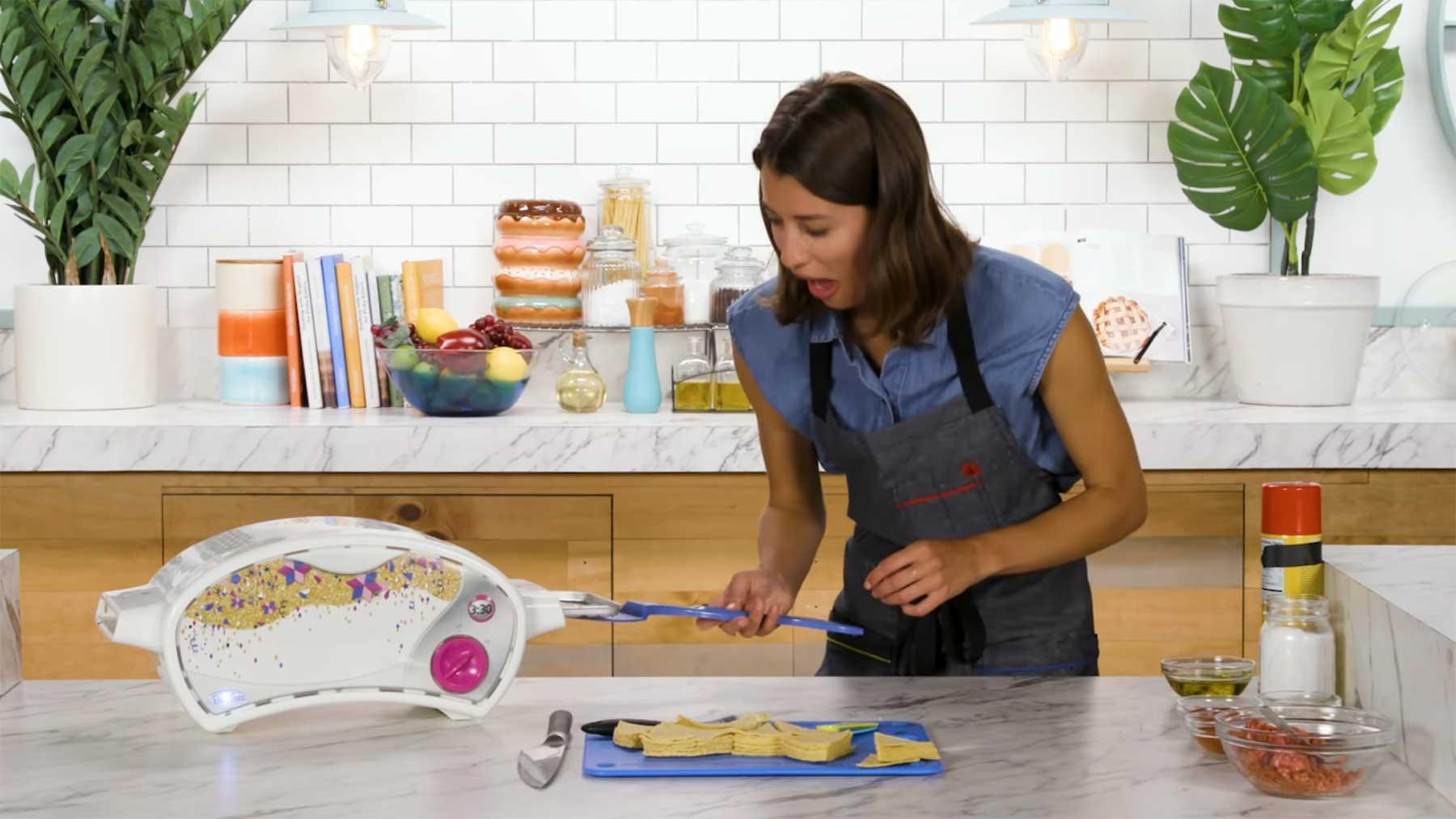 3-Gänge-Menü mit einem Spielzeug-Ofen kochen kochen-mit-spielzeugofen