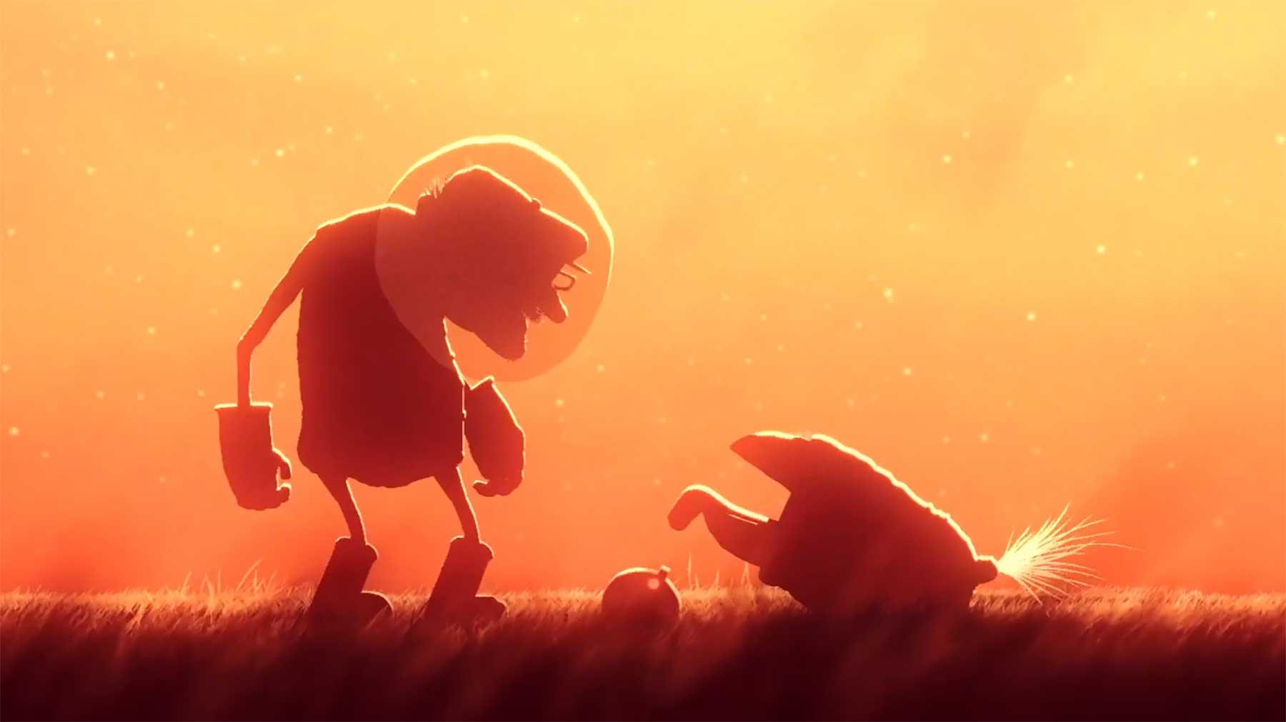 """Animierter Kurzfilm """"Leuki"""""""