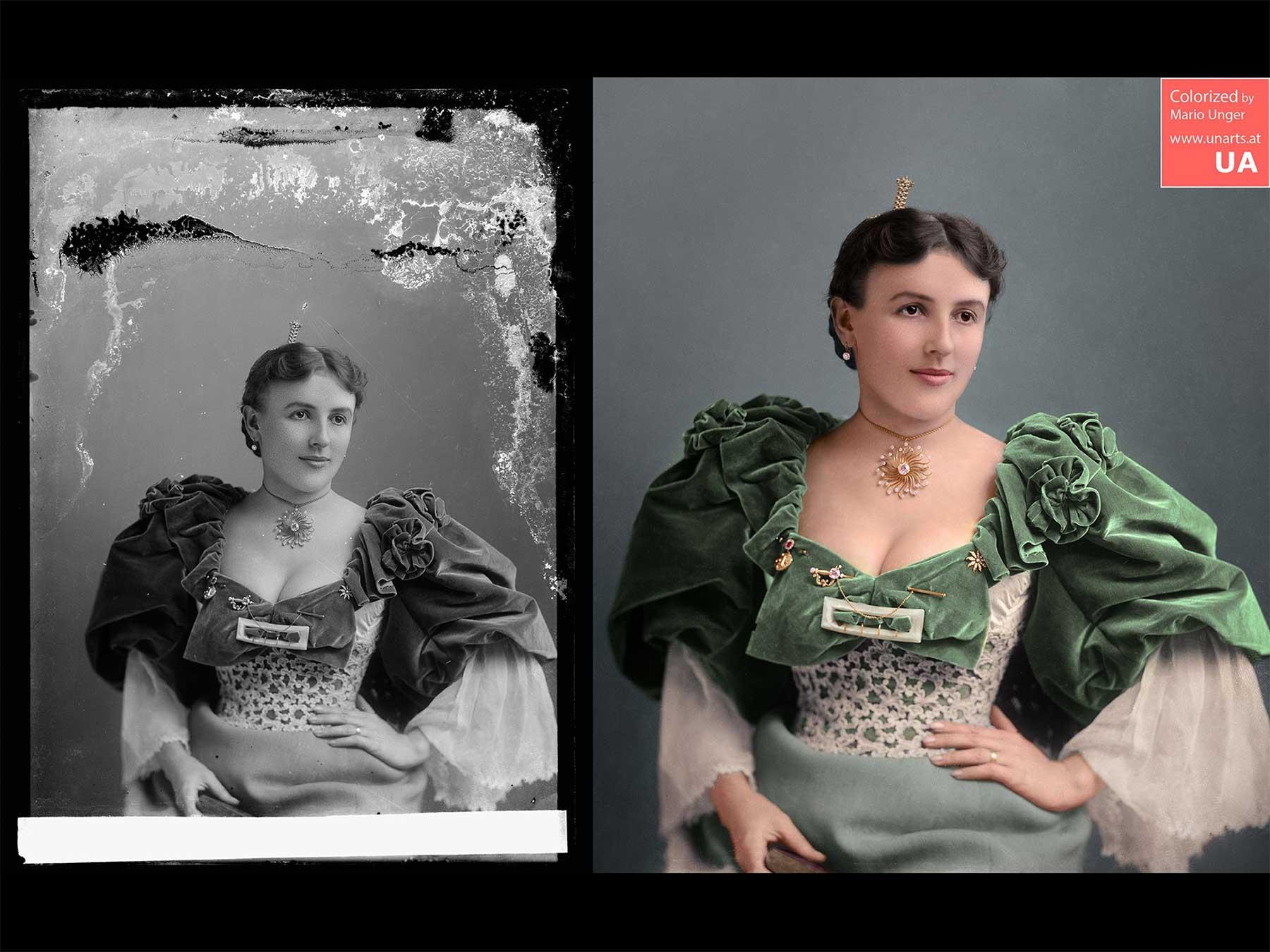 Beeindruckende Foto-Restaurationen von Mario Unger mario-unger-fotorestauration_02