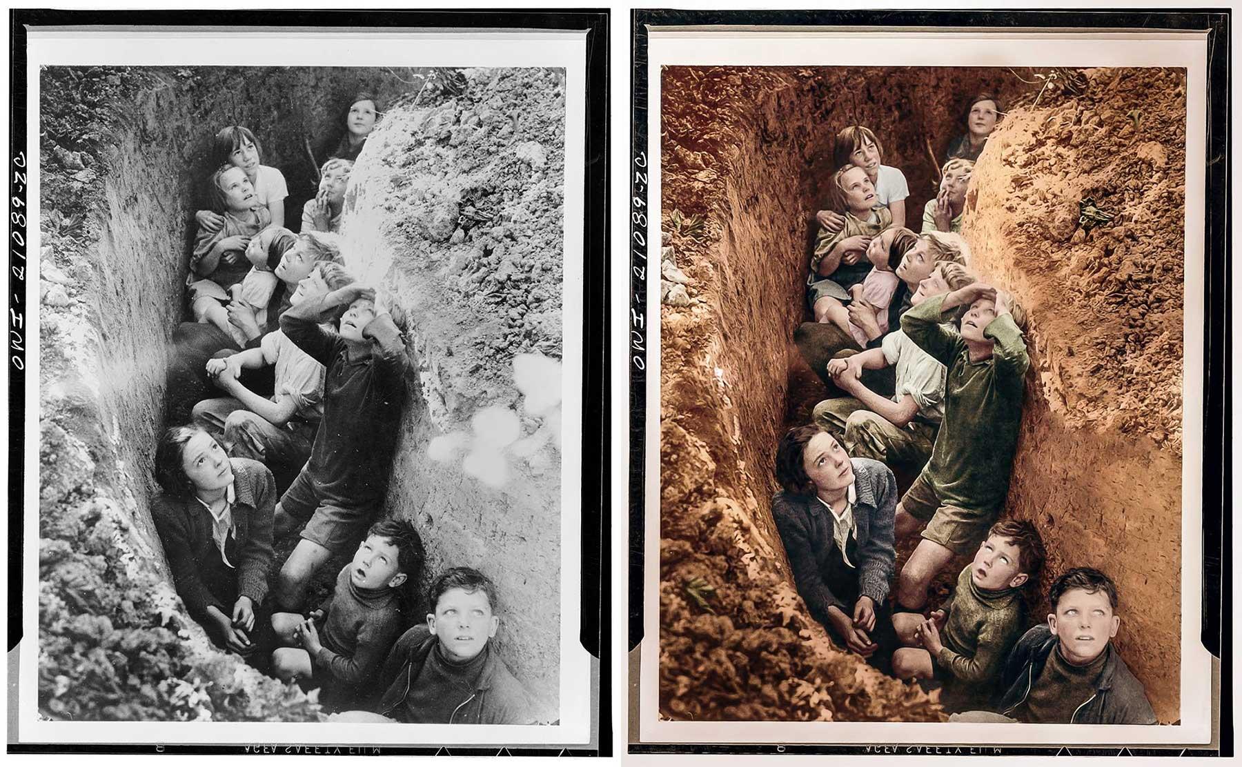 Beeindruckende Foto-Restaurationen von Mario Unger mario-unger-fotorestauration_03