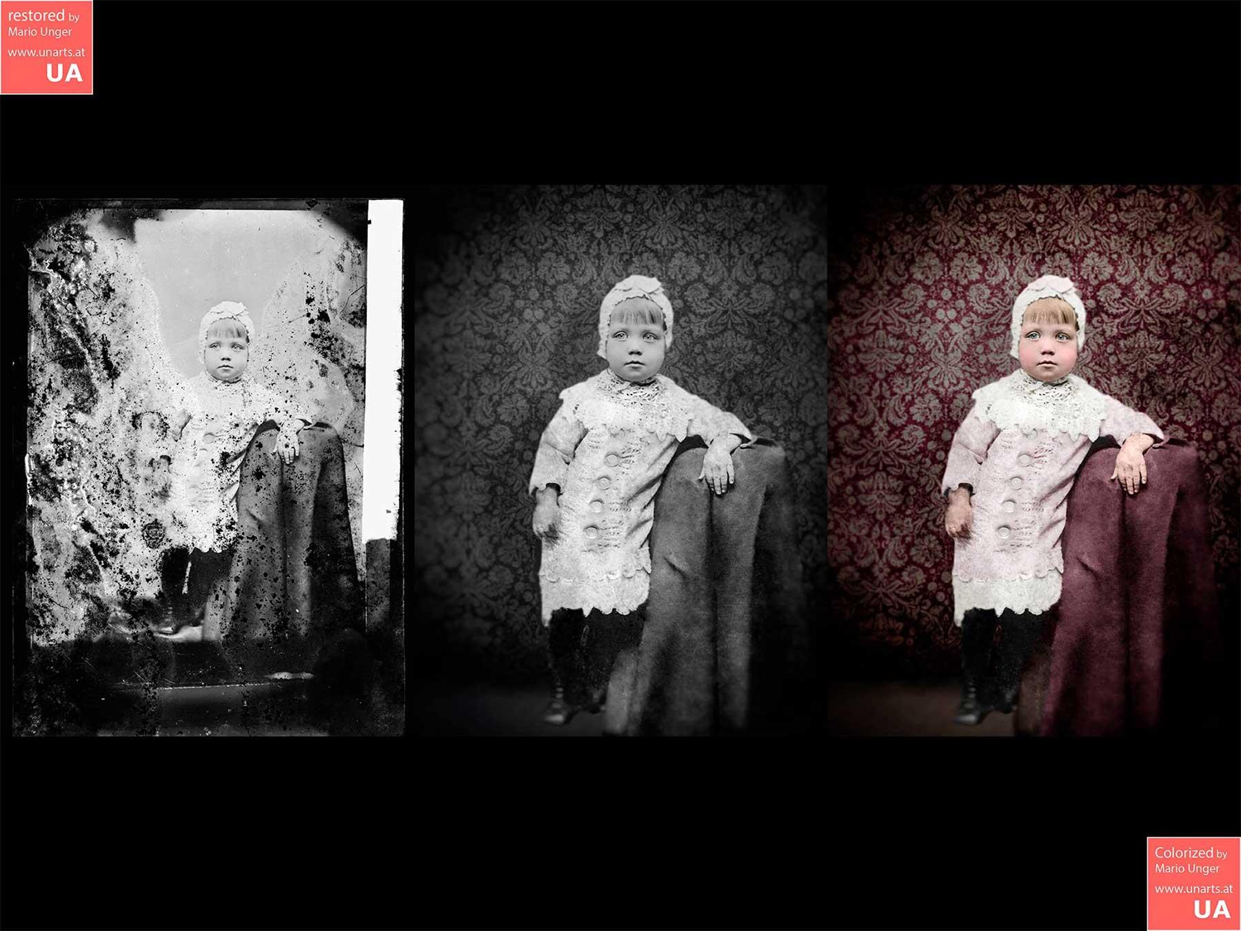 Beeindruckende Foto-Restaurationen von Mario Unger mario-unger-fotorestauration_05