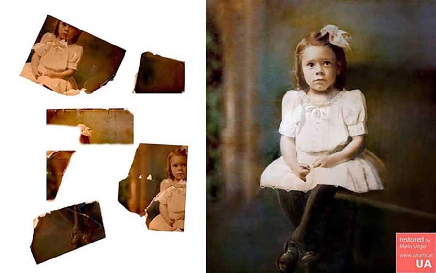 Beeindruckende Foto-Restaurationen von Mario Unger mario-unger-fotorestauration_09