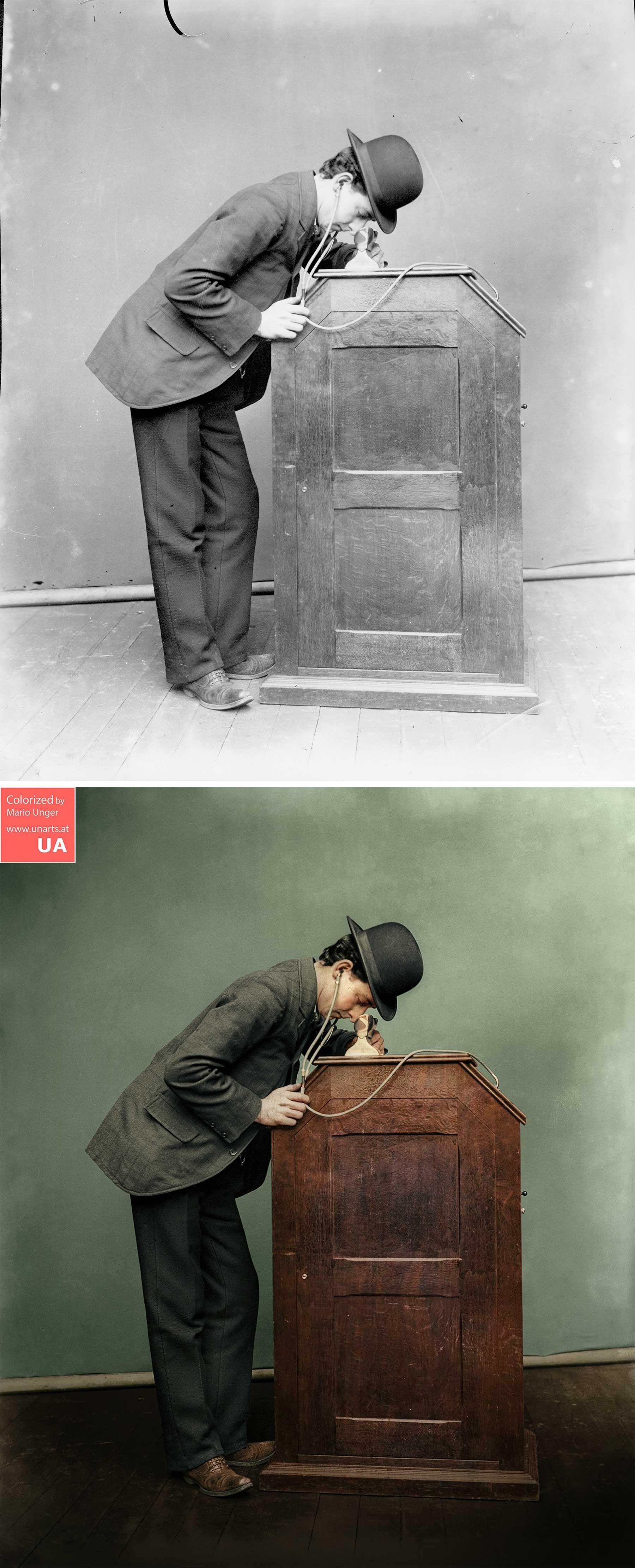 Beeindruckende Foto-Restaurationen von Mario Unger mario-unger-fotorestauration_10