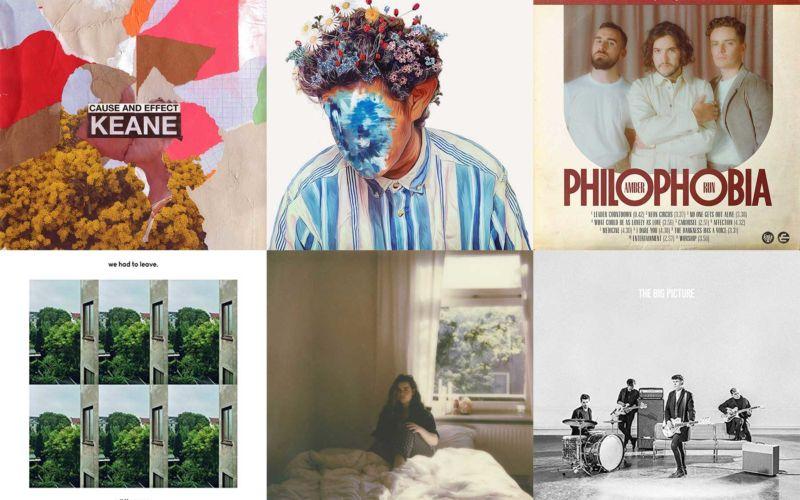 Kurzreviews: Neue Musikalben im September 2019