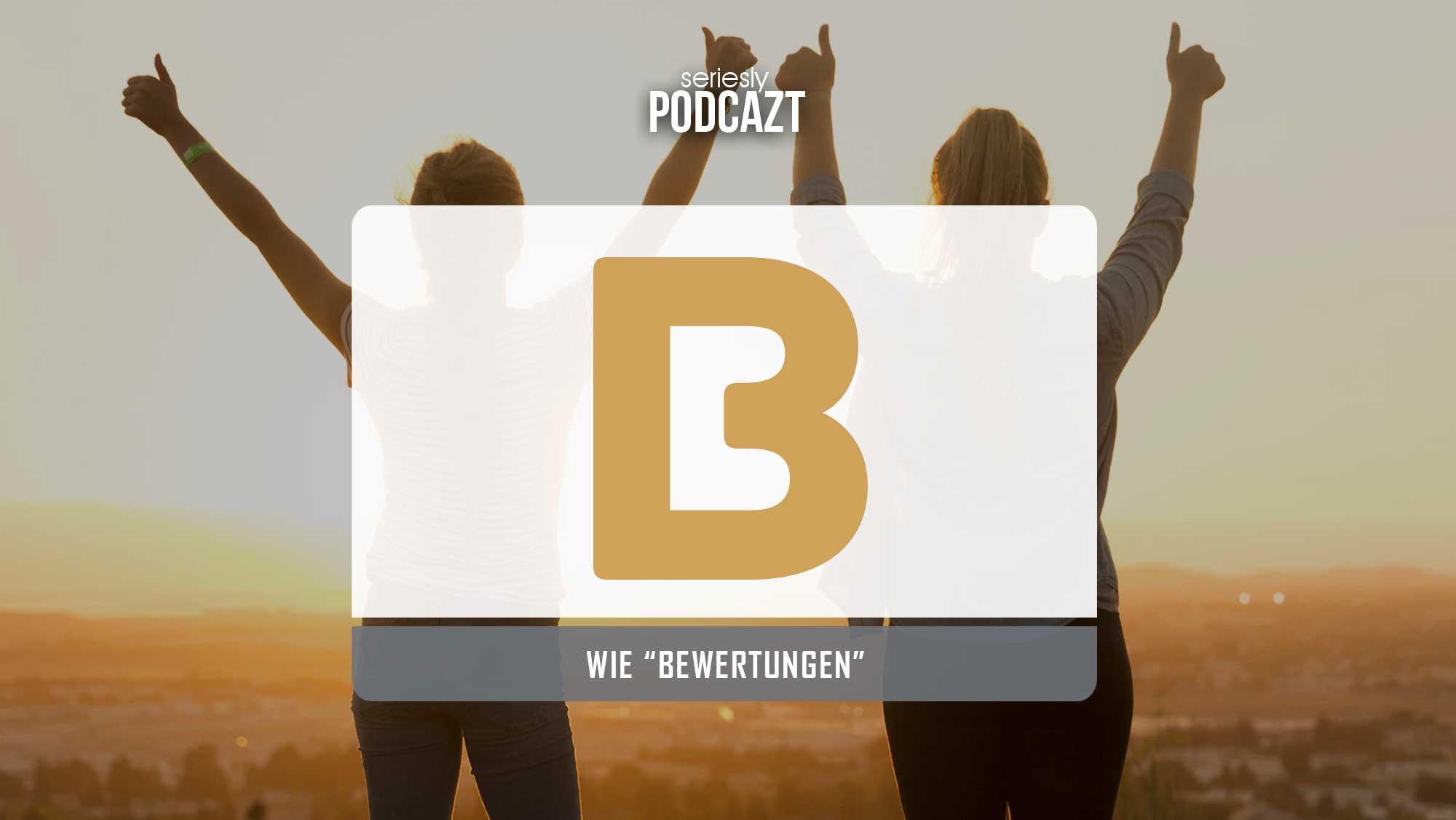 Podcast über die Bewertungen von Fernsehserien