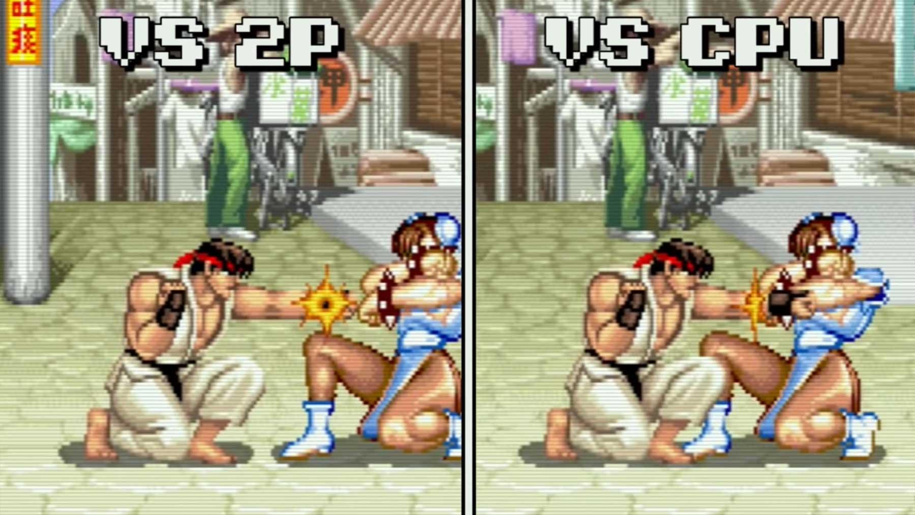 "Wie ""Street Fighter 2"" gegen uns Spieler gecheated hat"
