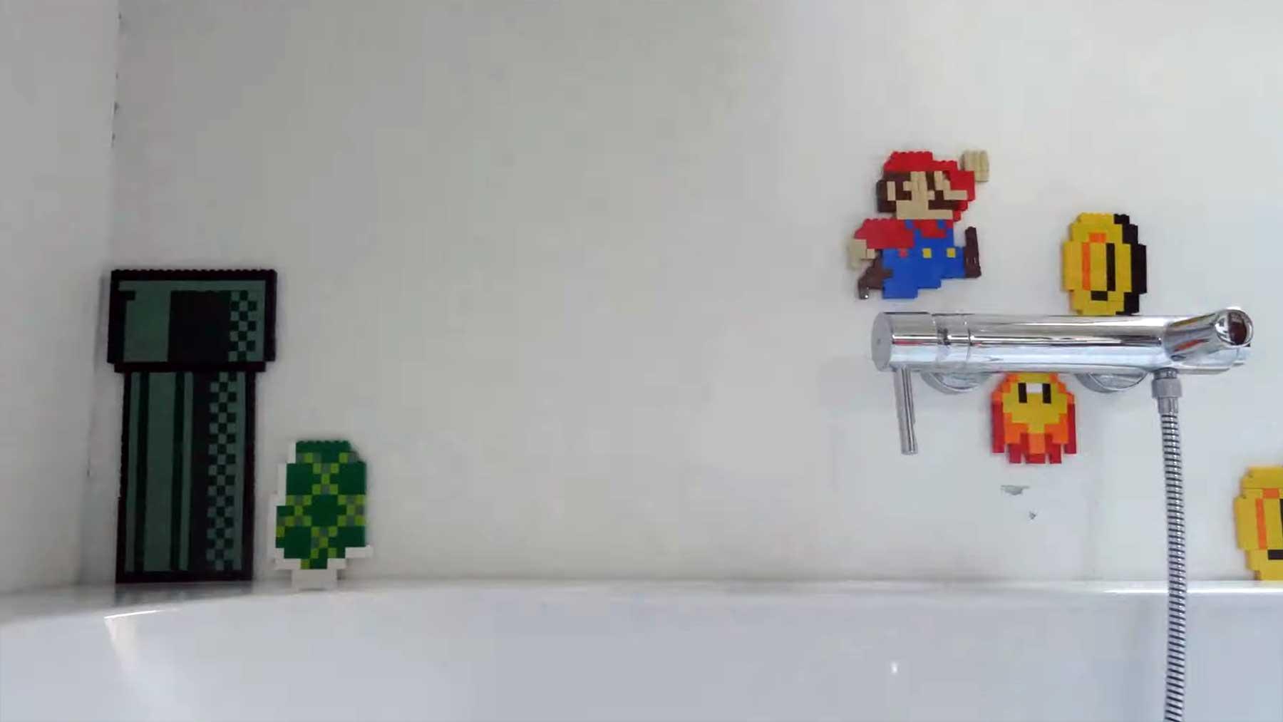 8-Bit-Stopmotion erweckt Super Mario zum Leben super-mario-stopmotion-daheim