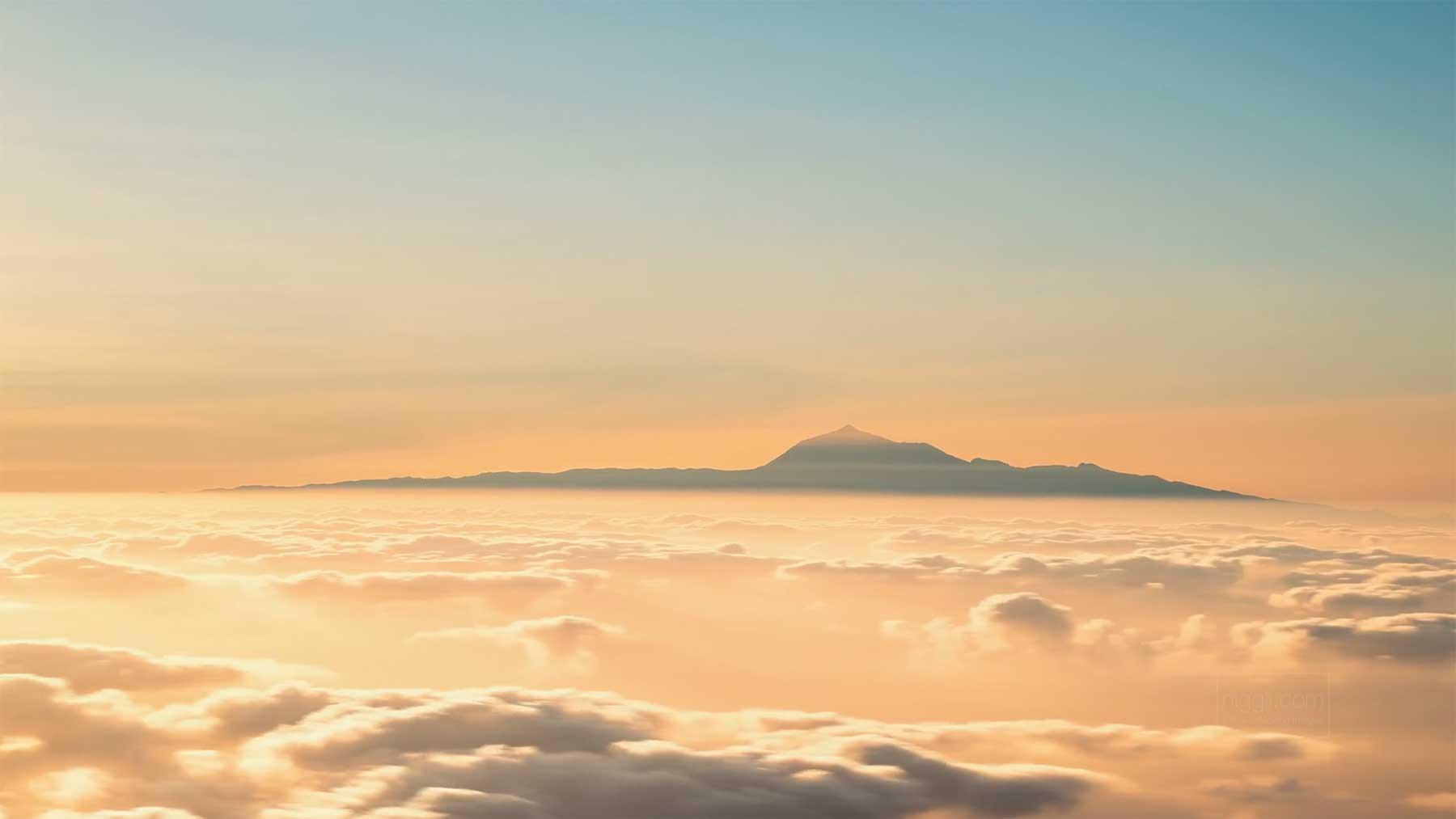 """Vorbeifließendes Wolkenmeer: """"The Flow"""""""