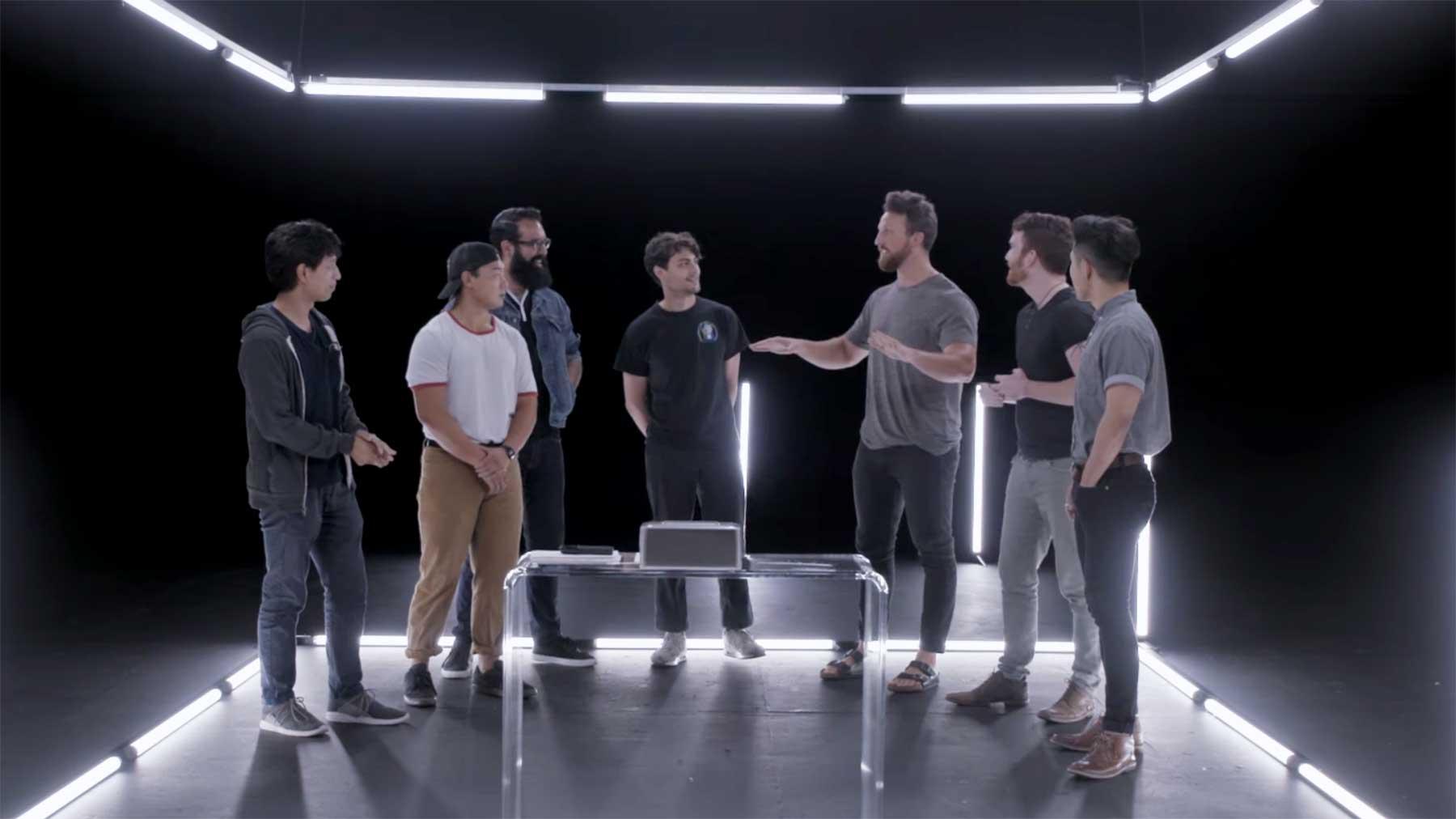 Wer ist der geheime Homosexuelle unter diesen 7 angeblichen Hetero-Männern?