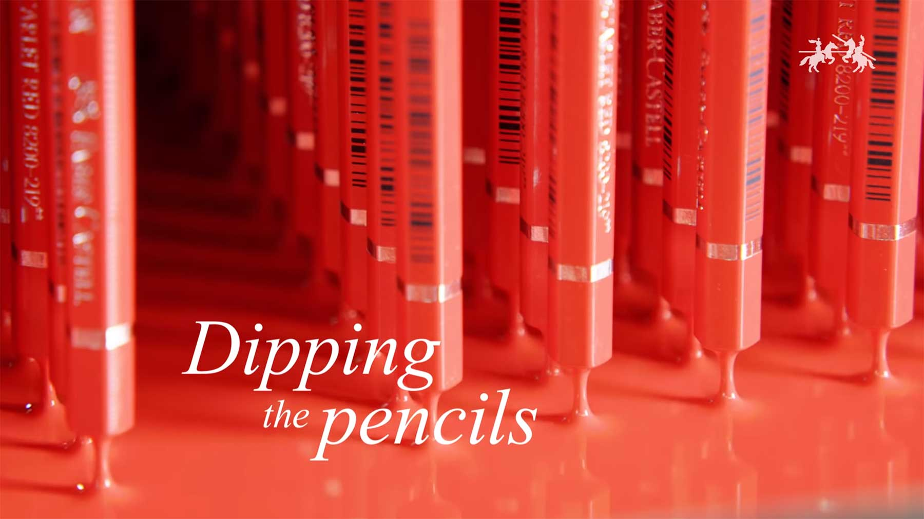 Wie Bleistifte hergestellt werden