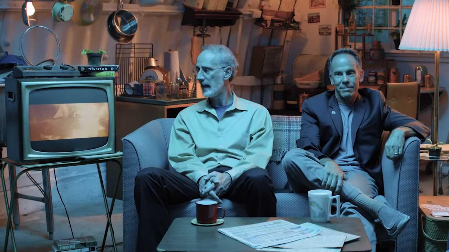 Wissenschaftler beurteilen Szenen aus Katastrophen-Filmen