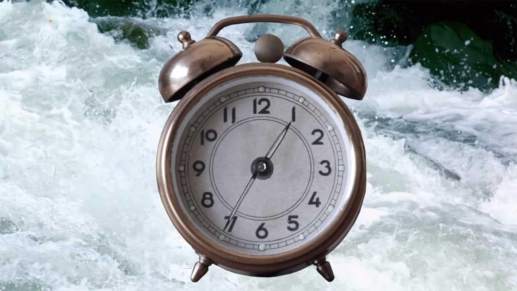 Warum scheint die Zeit schneller zu vergehen, je älter man ist?