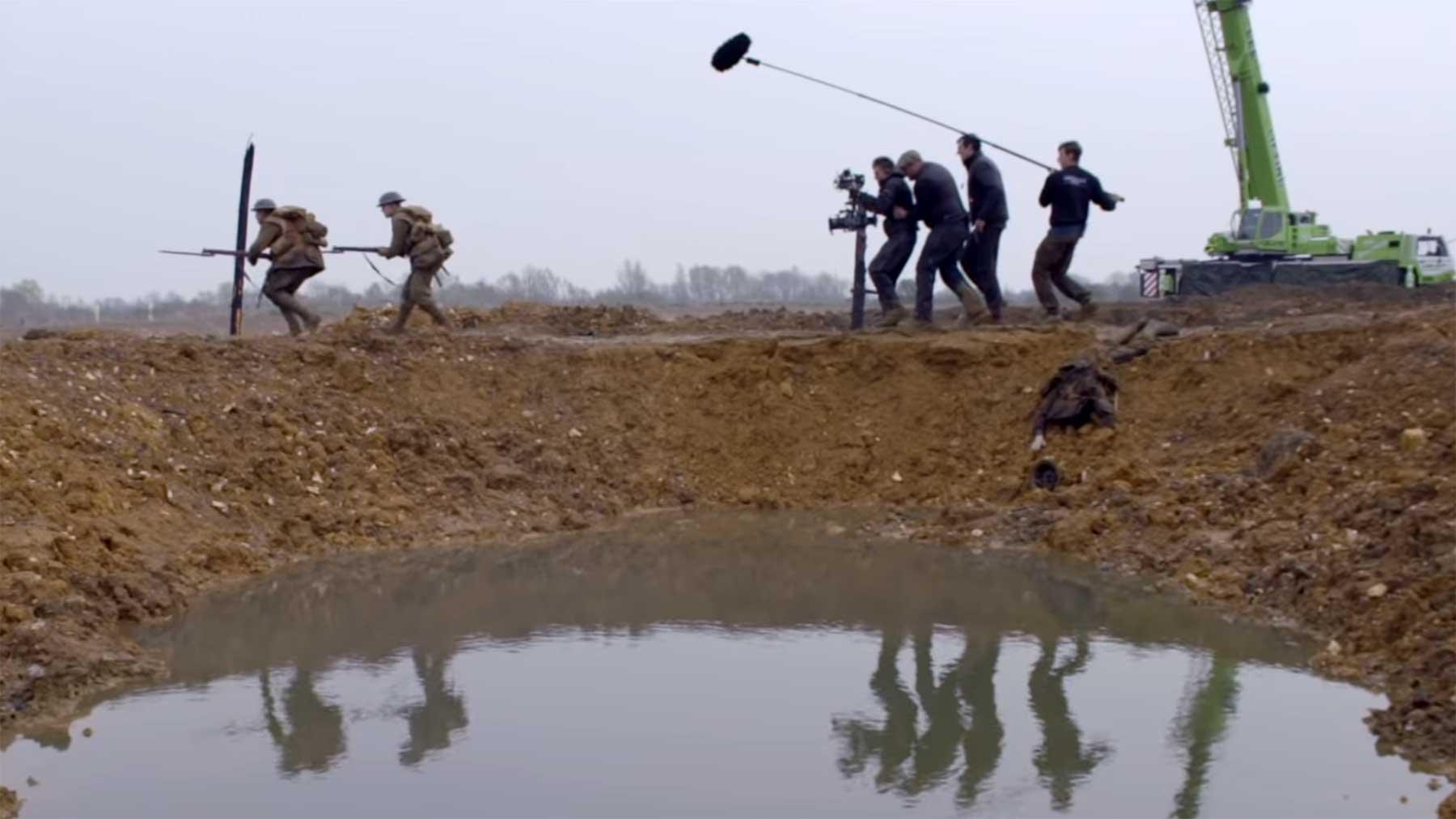 """Der Sam Mendes-Film """"1917"""" wurde in One-Shot-Manier gedreht"""