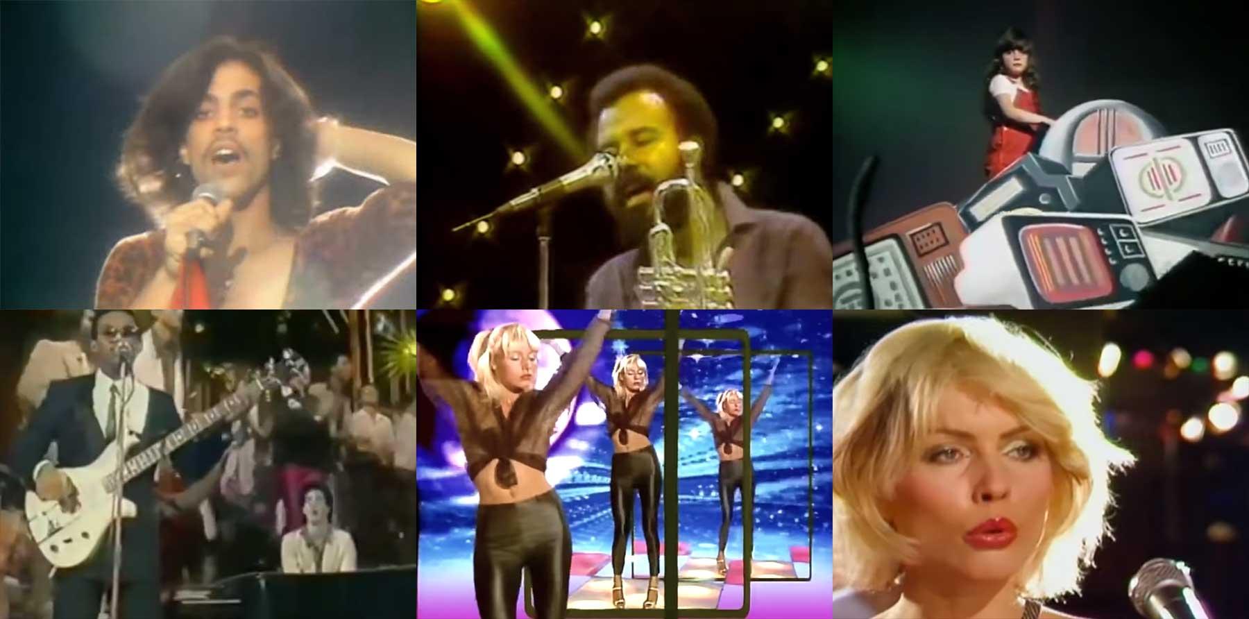 Mashup: 50 Songs aus dem Jahr 1979 in 3 Minuten