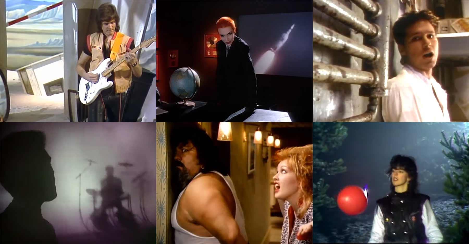 Mashup: 50 Songs aus dem Jahr 1983 in 3 Minuten