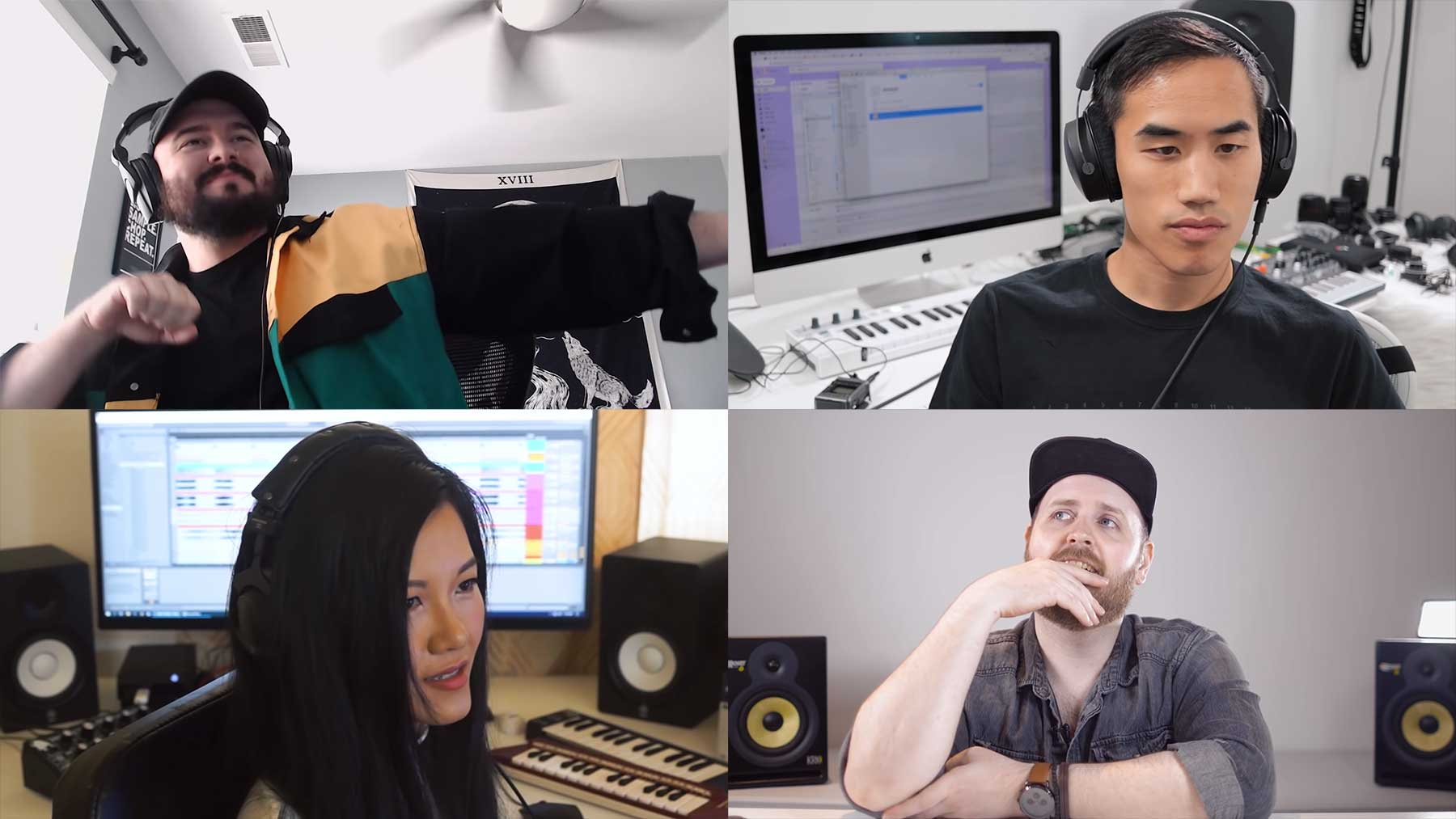 4 MusikproduzentInnen 1 Sample #4