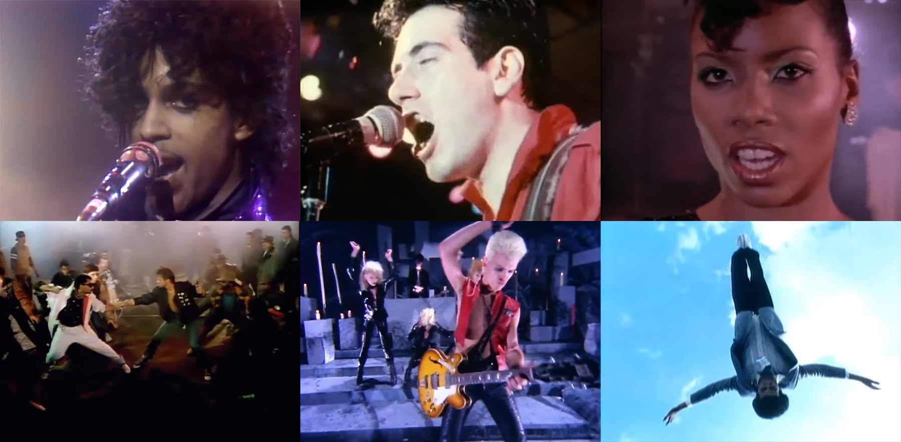 Mashup: 50 Songs aus dem Jahr 1982 in 3 Minuten