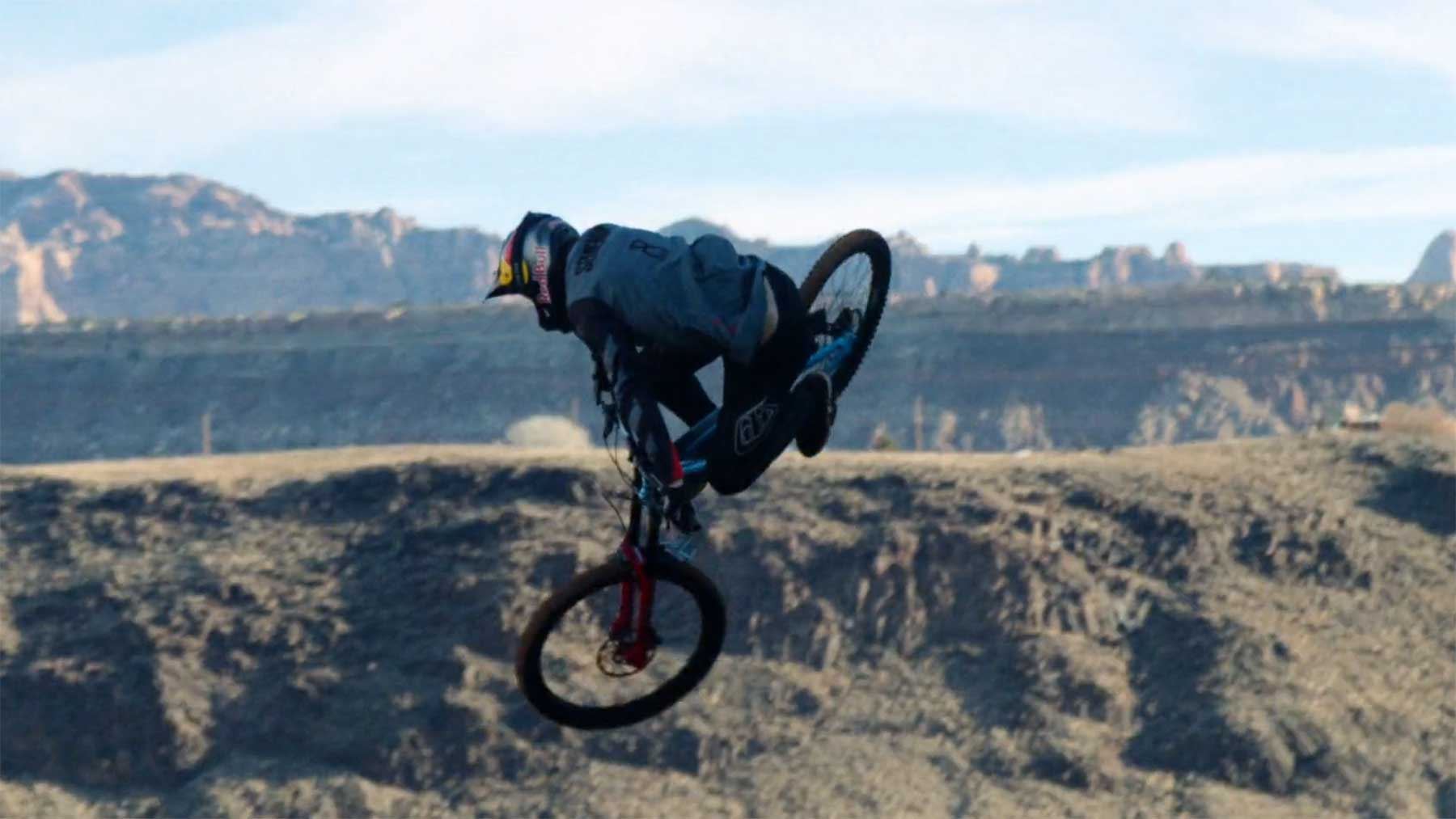 "Mountainbiking mit Brandon Semenuk: ""A C T . I"""