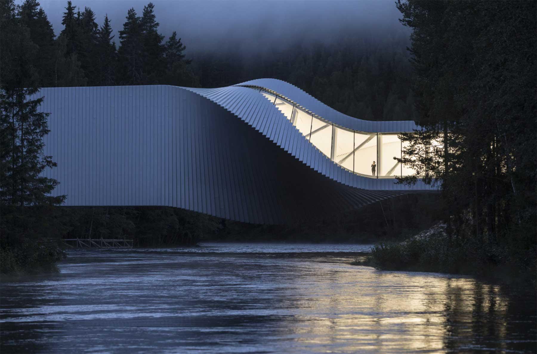 The Twist: Brückendesign mit einem frischen Dreh Bjarke-Ingels-Group-The-Twist-bruecke-norwegen_01