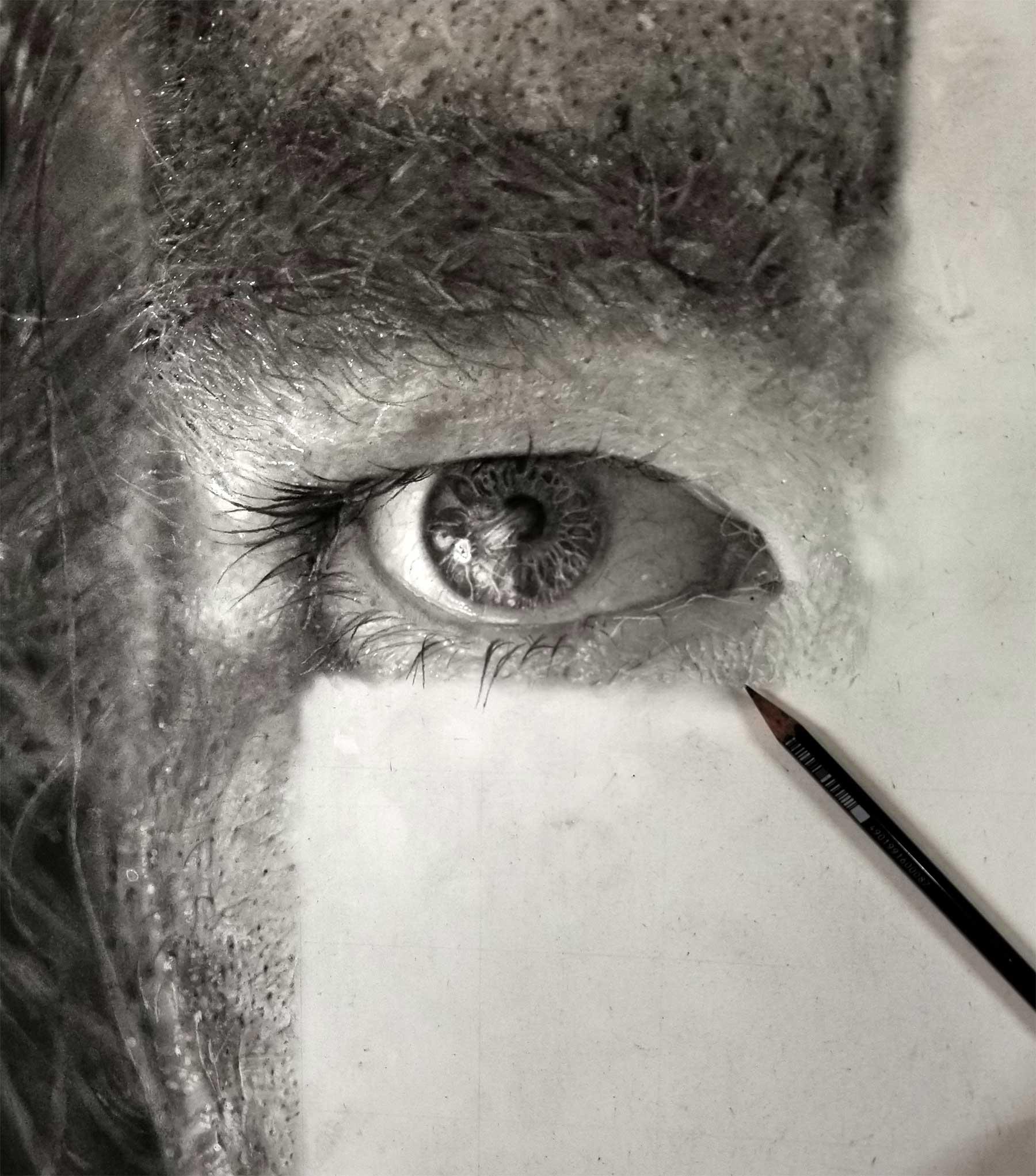Hyperrealistische Zeichnungen: Dylan Eakin Dylan-Eakin-realistische-zeichnungen_08