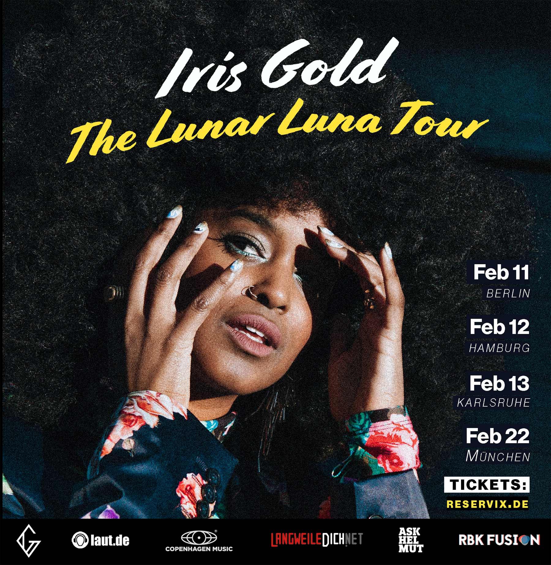 LwDn präsentiert: Iris Gold Deutschland-Tour 2020 Iris-Gold-deutschlandtournee-2020_02