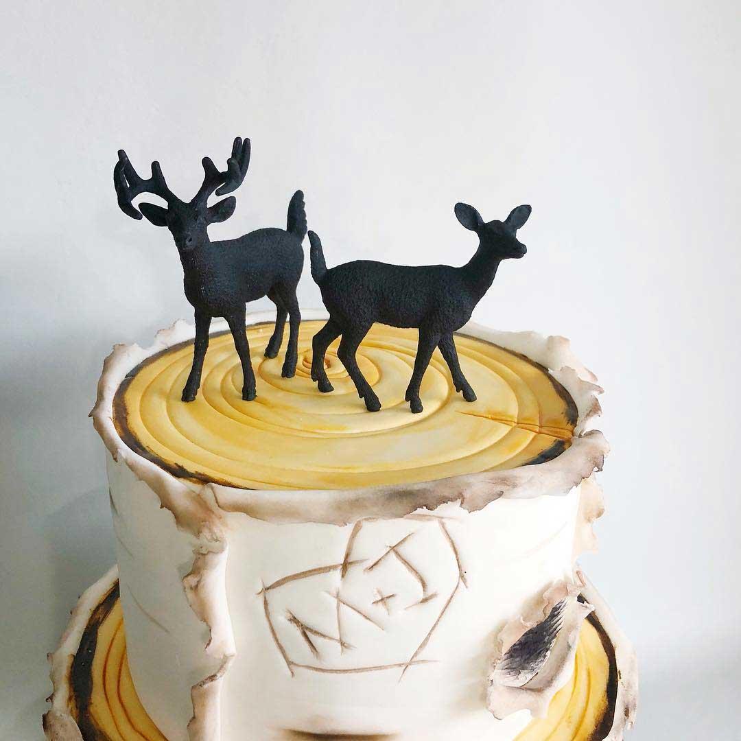 """Originelle Torten-Designs von """"Kake by Darci"""" KAKE-by-Darci_kreative-torten_12"""