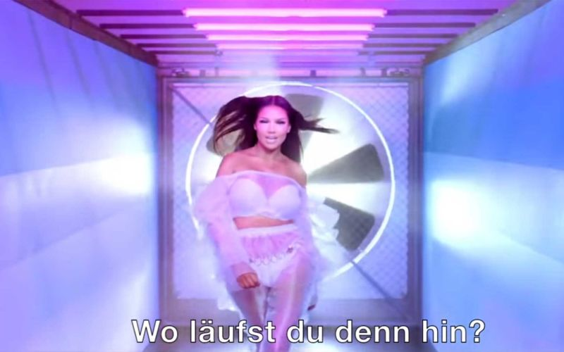 "Literal Musikvideo: ""On Off"" von SHIRIN DAVID feat. GIMS"