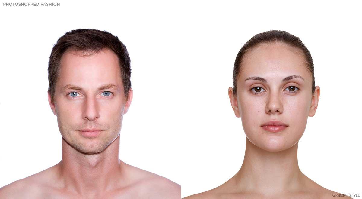 27 Designer haben Portraits nach den Trend-Looks ihrer Länder bearbeitet Photoshopped-Fashion_01