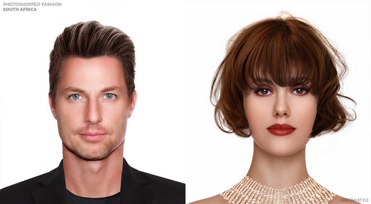 27 Designer haben Portraits nach den Trend-Looks ihrer Länder bearbeitet Photoshopped-Fashion_16