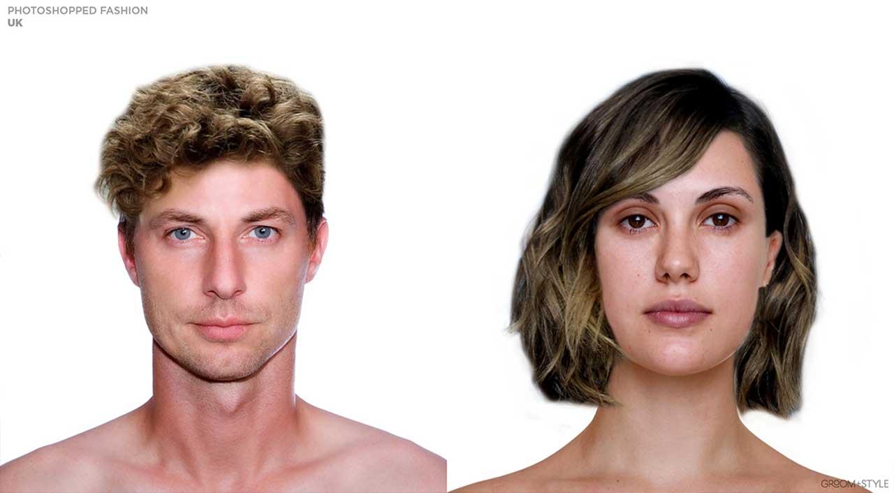 27 Designer haben Portraits nach den Trend-Looks ihrer Länder bearbeitet Photoshopped-Fashion_18