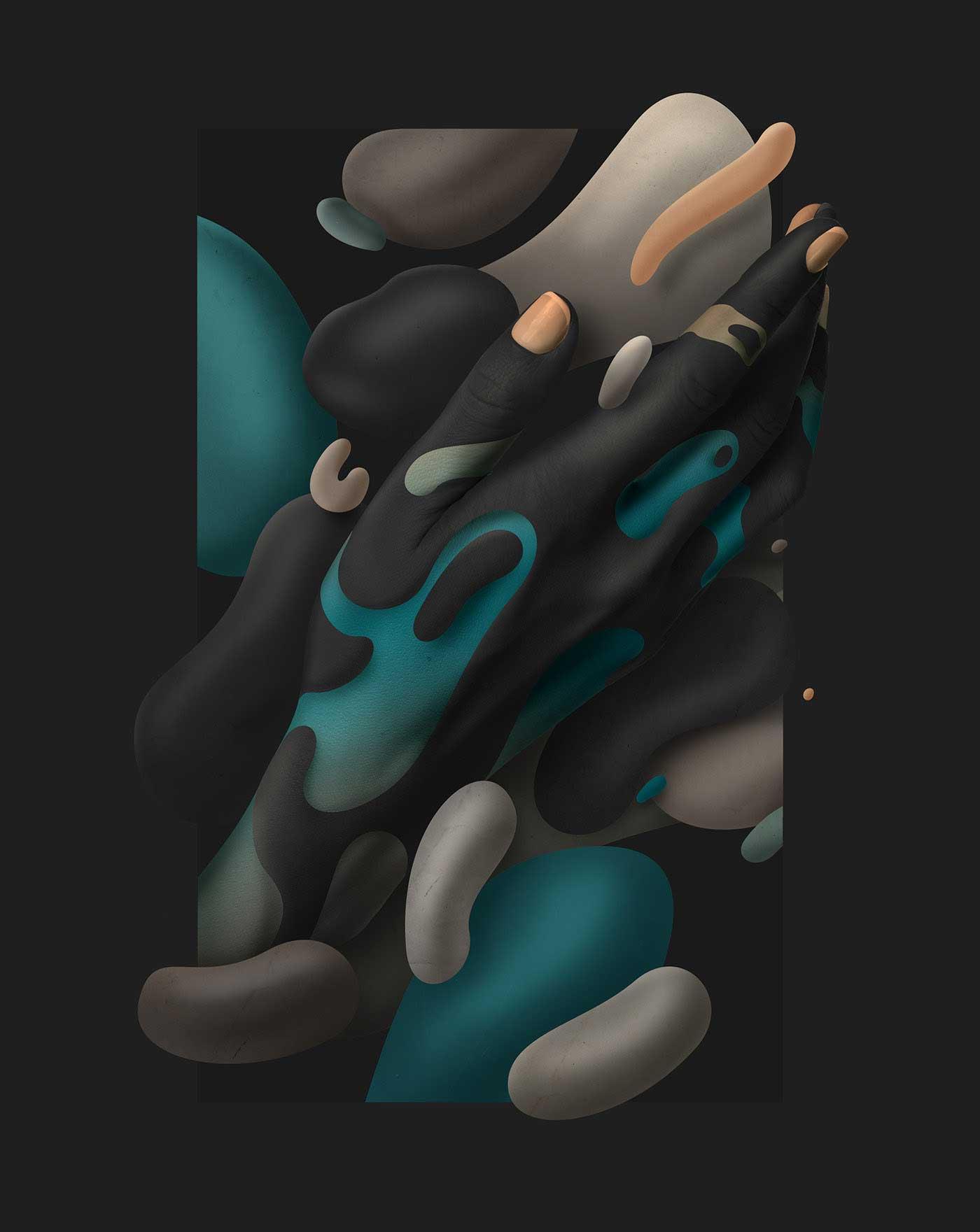 Digitale Kunst von Rik Oostenbroek Rik-Oostenbroek-human-fluidity_04