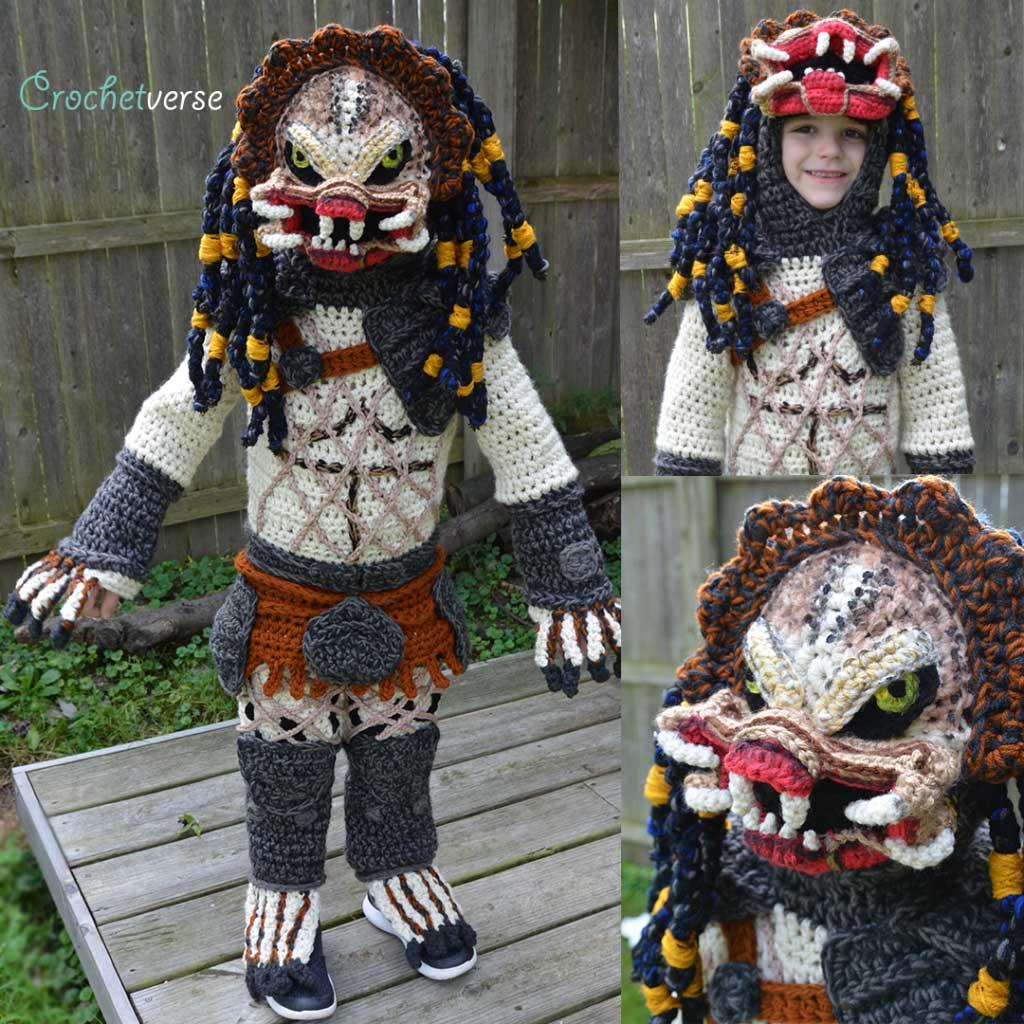 Gehäkelte Kostüme von Crochetverse Stephanie-Pokorny-crochetverse-gehaekelte-verkleidungen_06