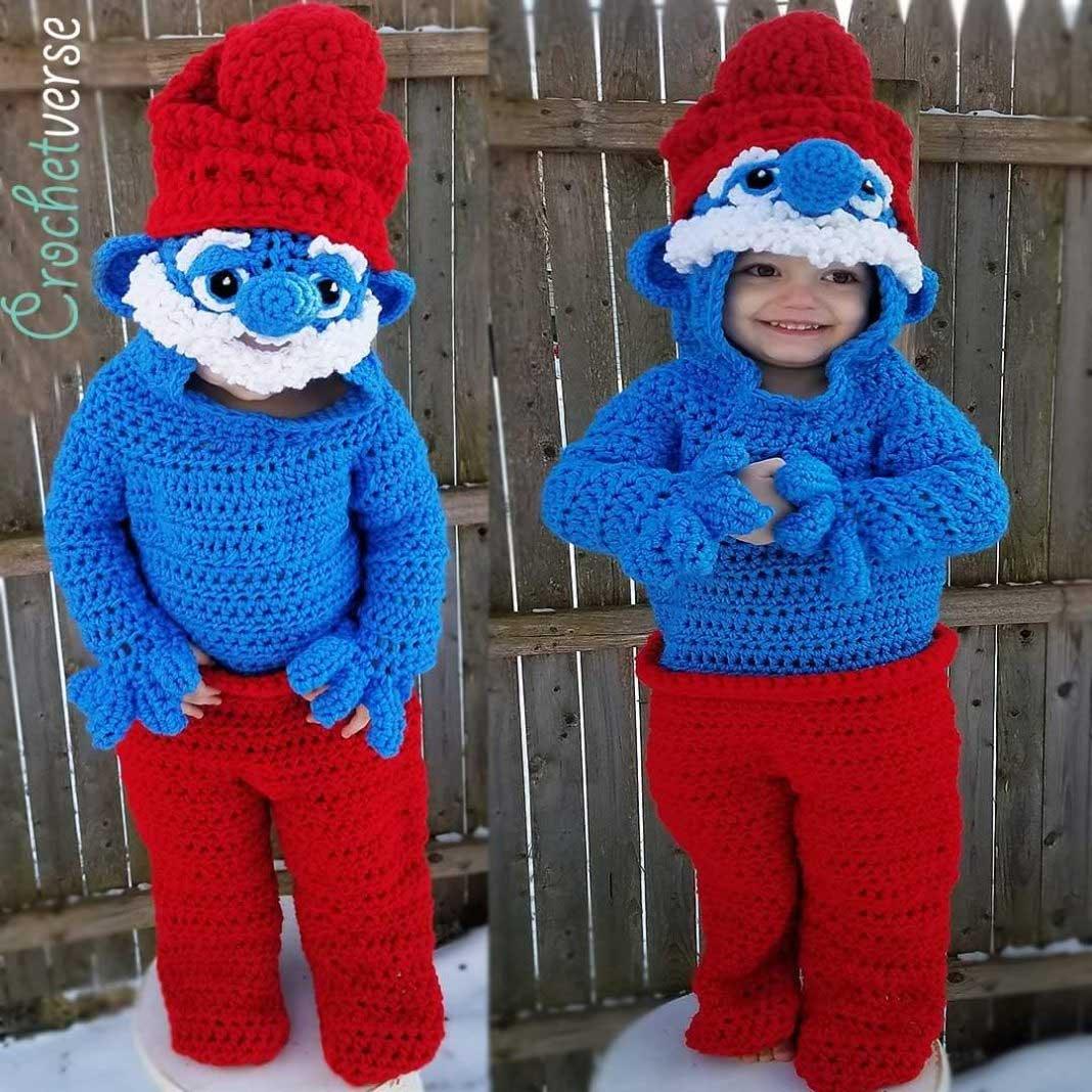 Gehäkelte Kostüme von Crochetverse Stephanie-Pokorny-crochetverse-gehaekelte-verkleidungen_09